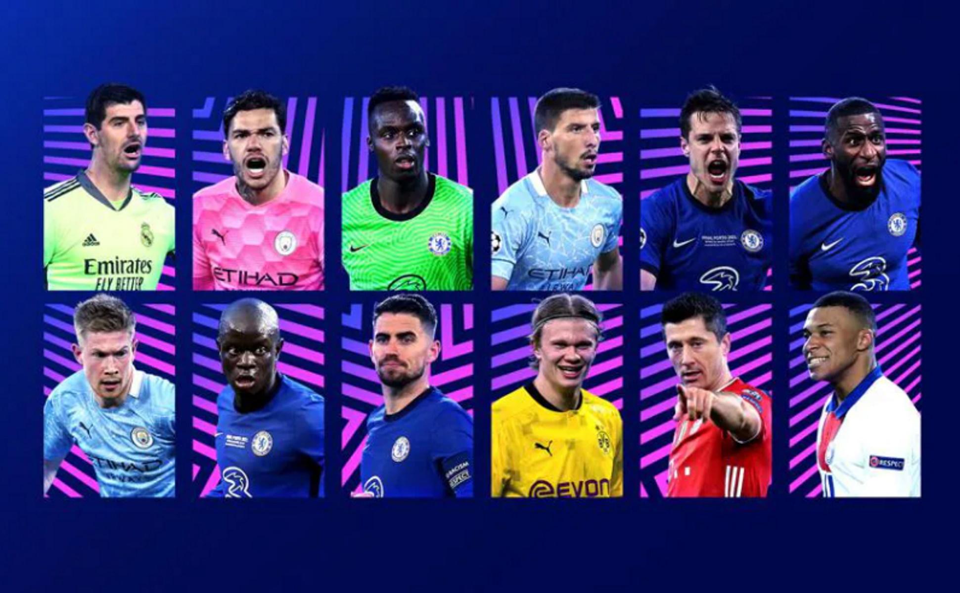 Champions League: Οι υποψηφιότητες για τους κορυφαίους της σεζόν χωρίς Μέσι – Κριστιάνο Ρονάλντο