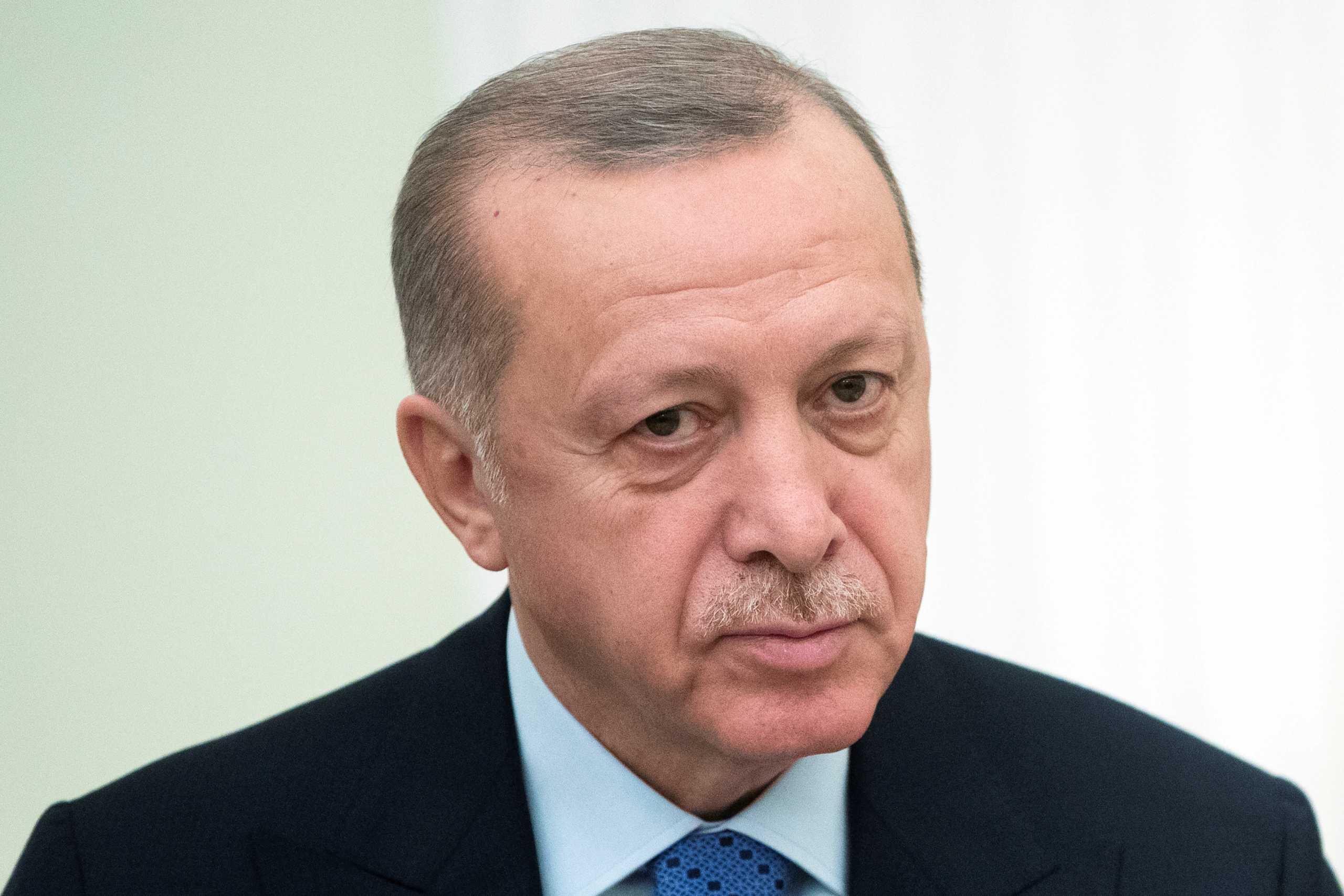 Αρνείται ο Ερντογάν ότι στην αεροπορική επιδρομή της Τουρκίας στο Ιράκ ο στόχος ήταν κλινική