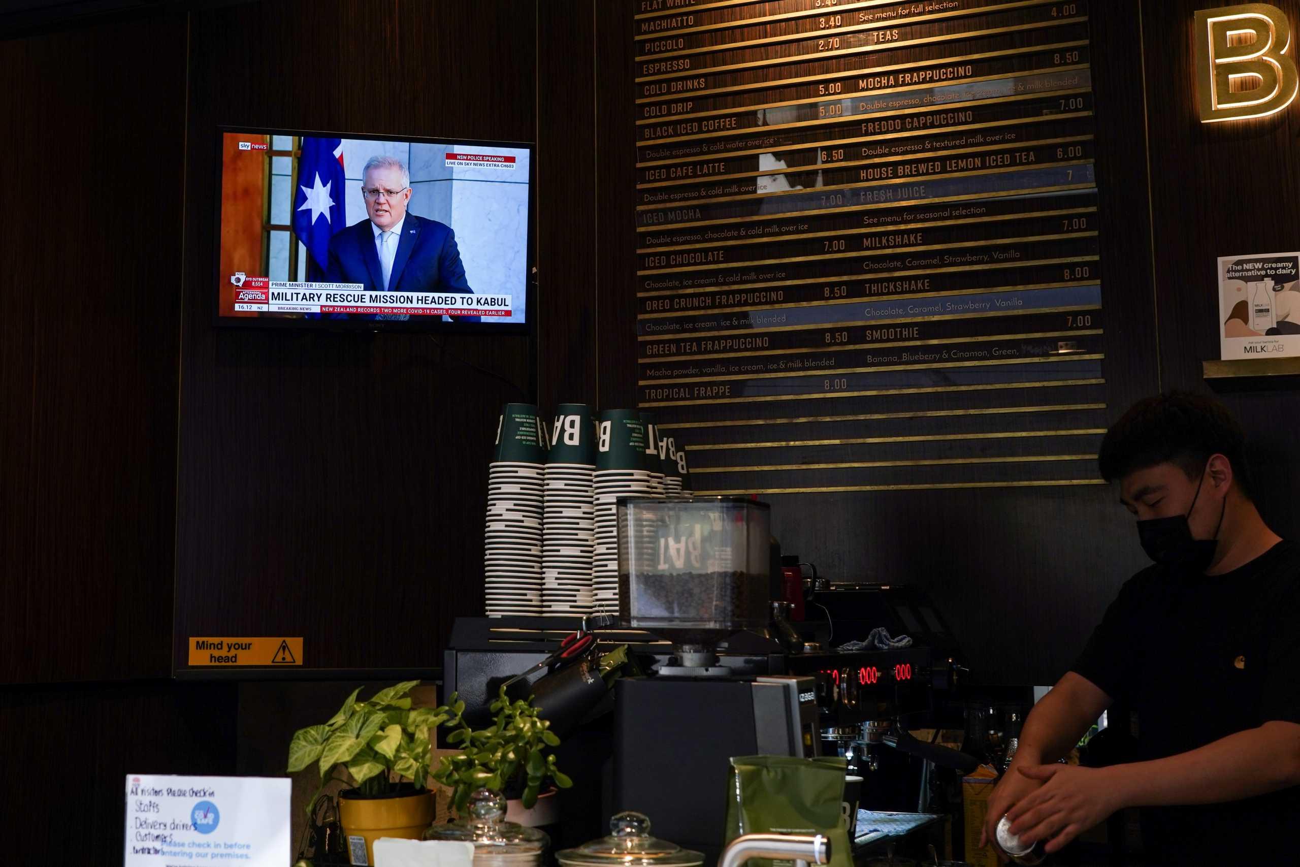 Κορονοϊός – Αυστραλία: Για δεύτερη συνεχόμενη ημέρα ρεκόρ κρουσμάτων