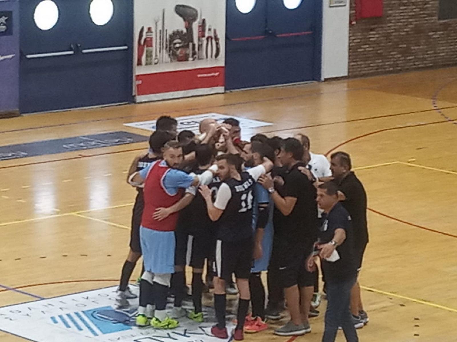 Futsal Champions League: «Ντόρτια» ο Δούκας που «βλέπει» πρόκριση – Νοκ άουτ σε ματσάρα ο ΑΠΟΕΛ