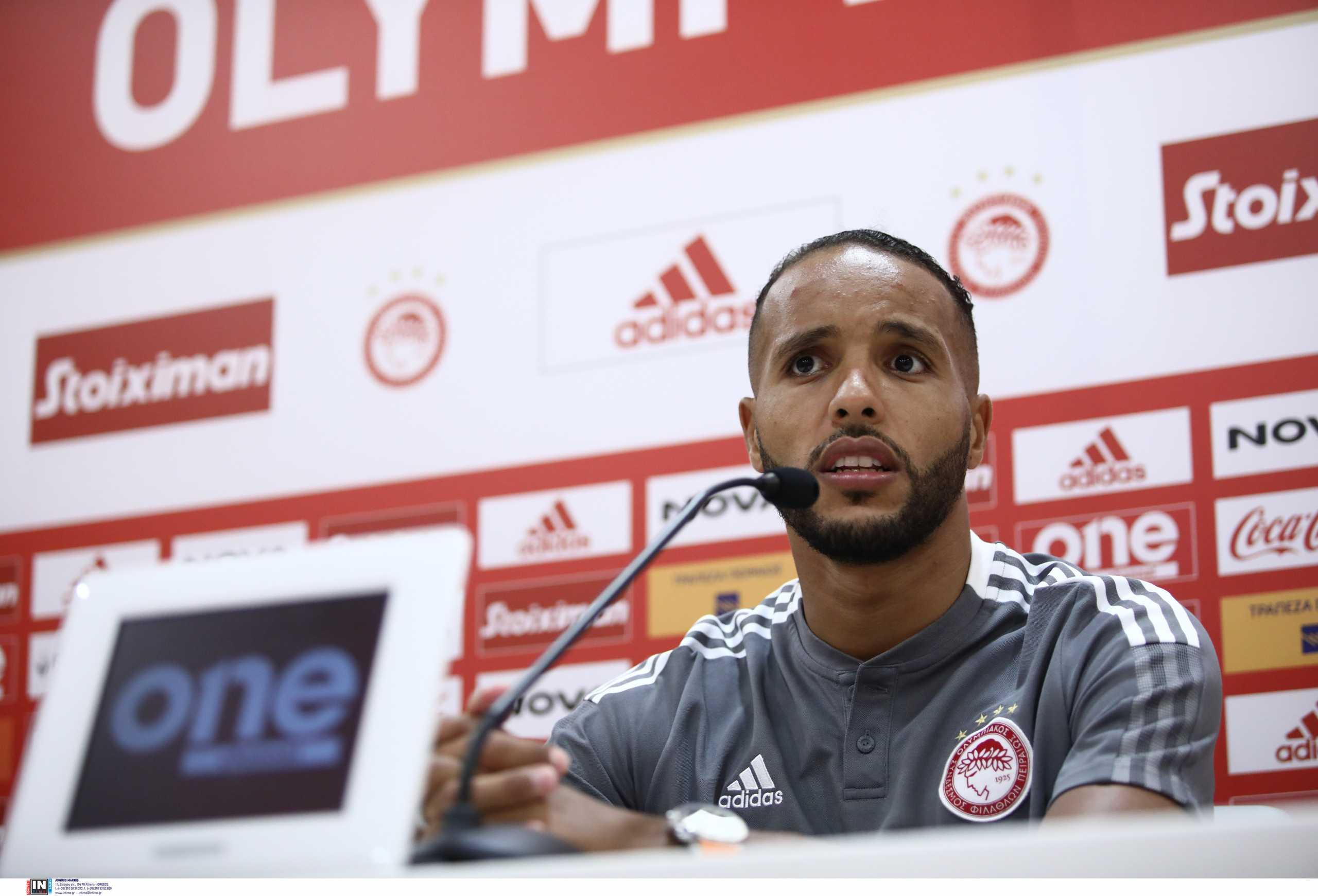 Ελ Αραμπί: «Είμαι έτοιμος να βοηθήσω την ομάδα στον «τελικό» με την Λουντογκόρετς»