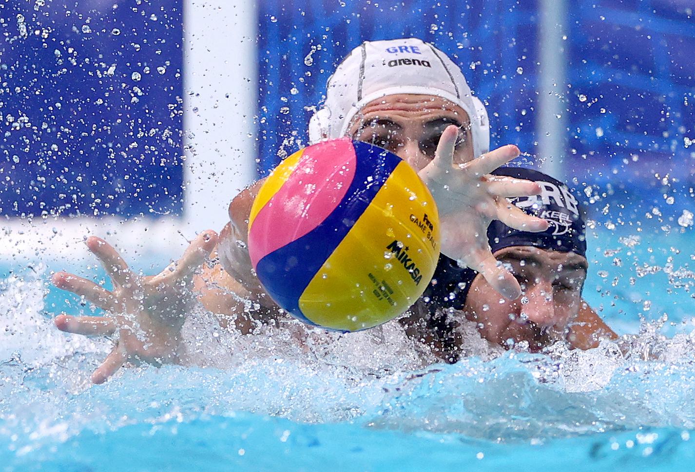 Ελλάδα – Σερβία 10-13 ΤΕΛΙΚΟ στον τελικό του τουρνουά πόλο ανδρών στους Ολυμπιακούς Αγώνες