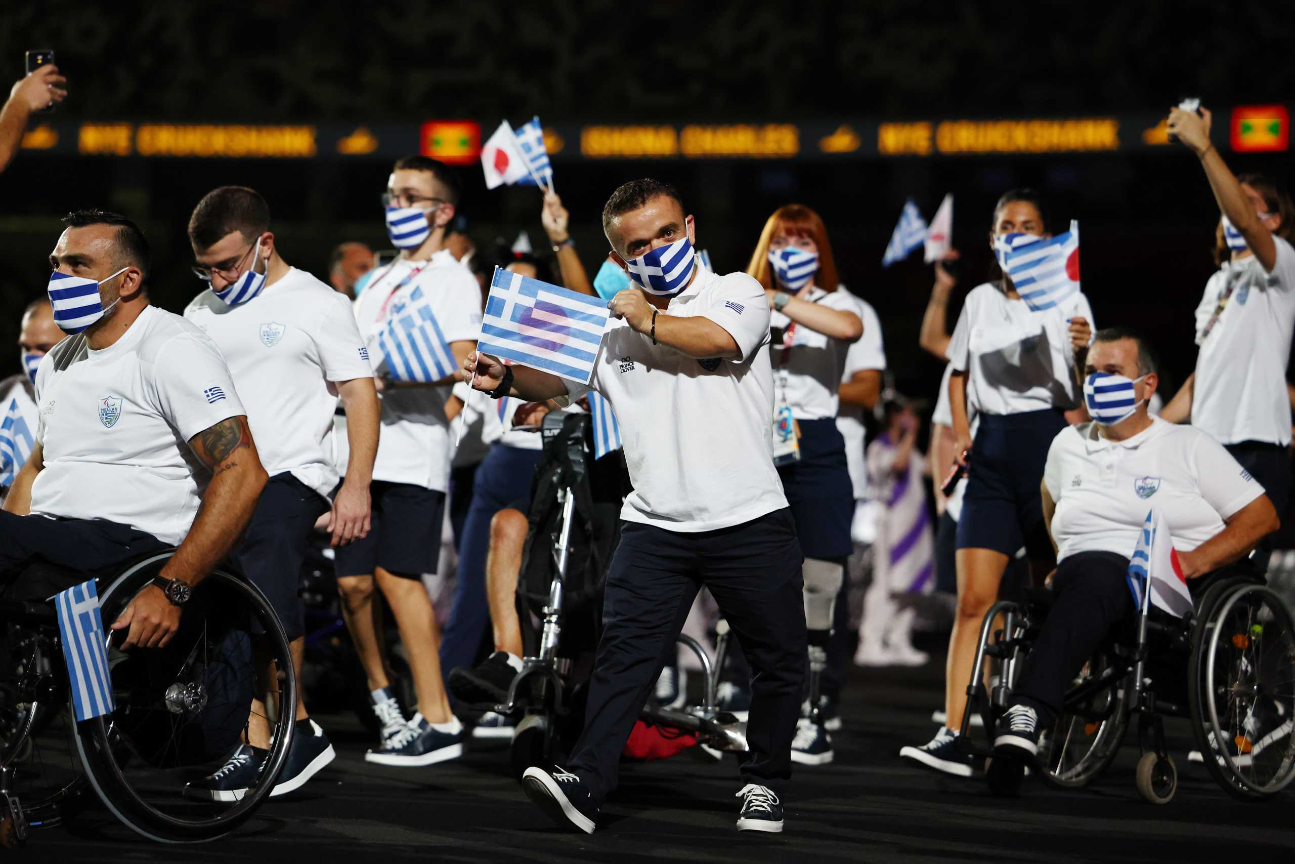 Παραολυμπιακοί Αγώνες: Το πρόγραμμα των Ελλήνων αθλητών στο Τόκιο την 1η αγωνιστική ημέρα