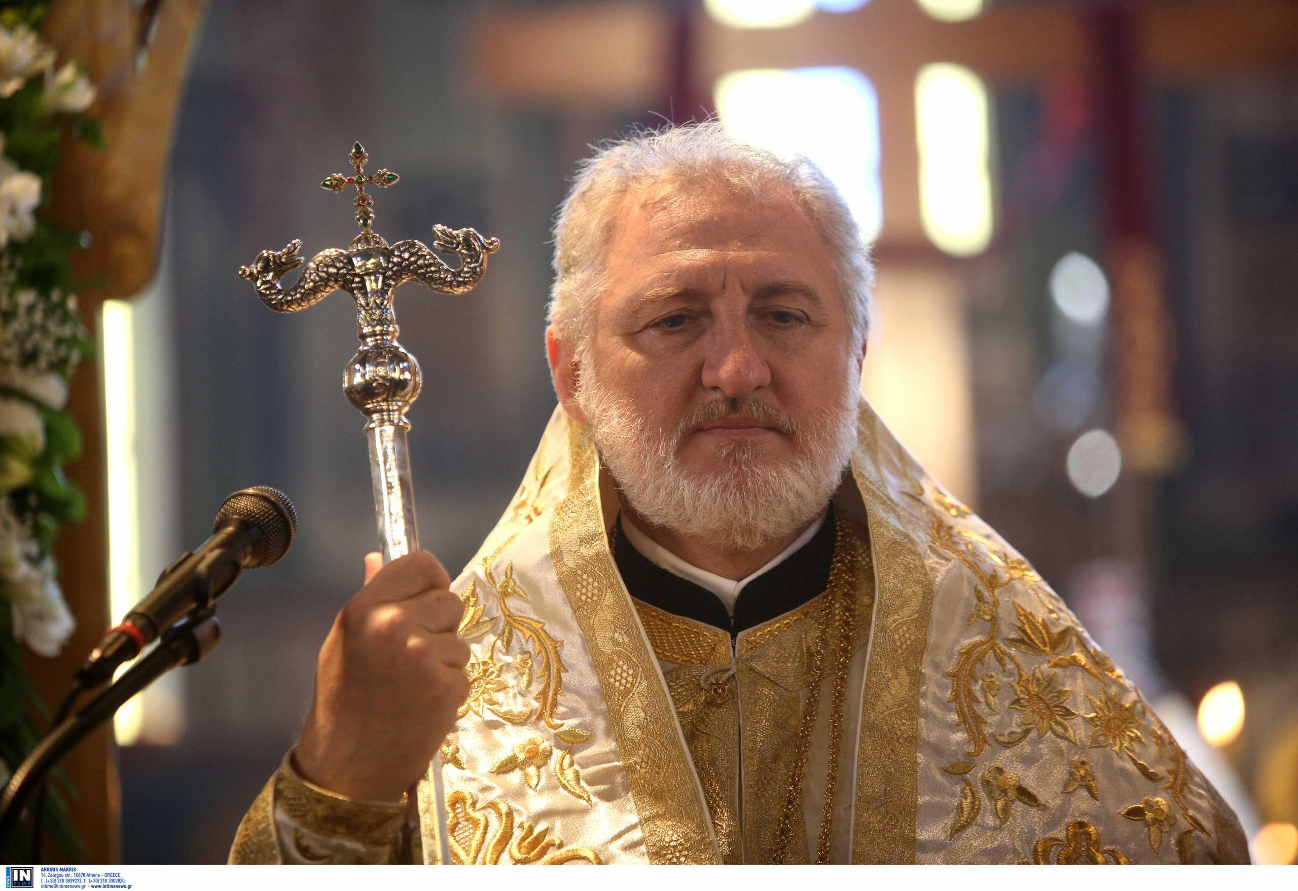Αρχιεπίσκοπος Αμερικής Ελπιδοφόρος: «Μόνο ενωμένοι μπορούμε να αντιμετωπίσουμε την πύρινη λαίλαπα»