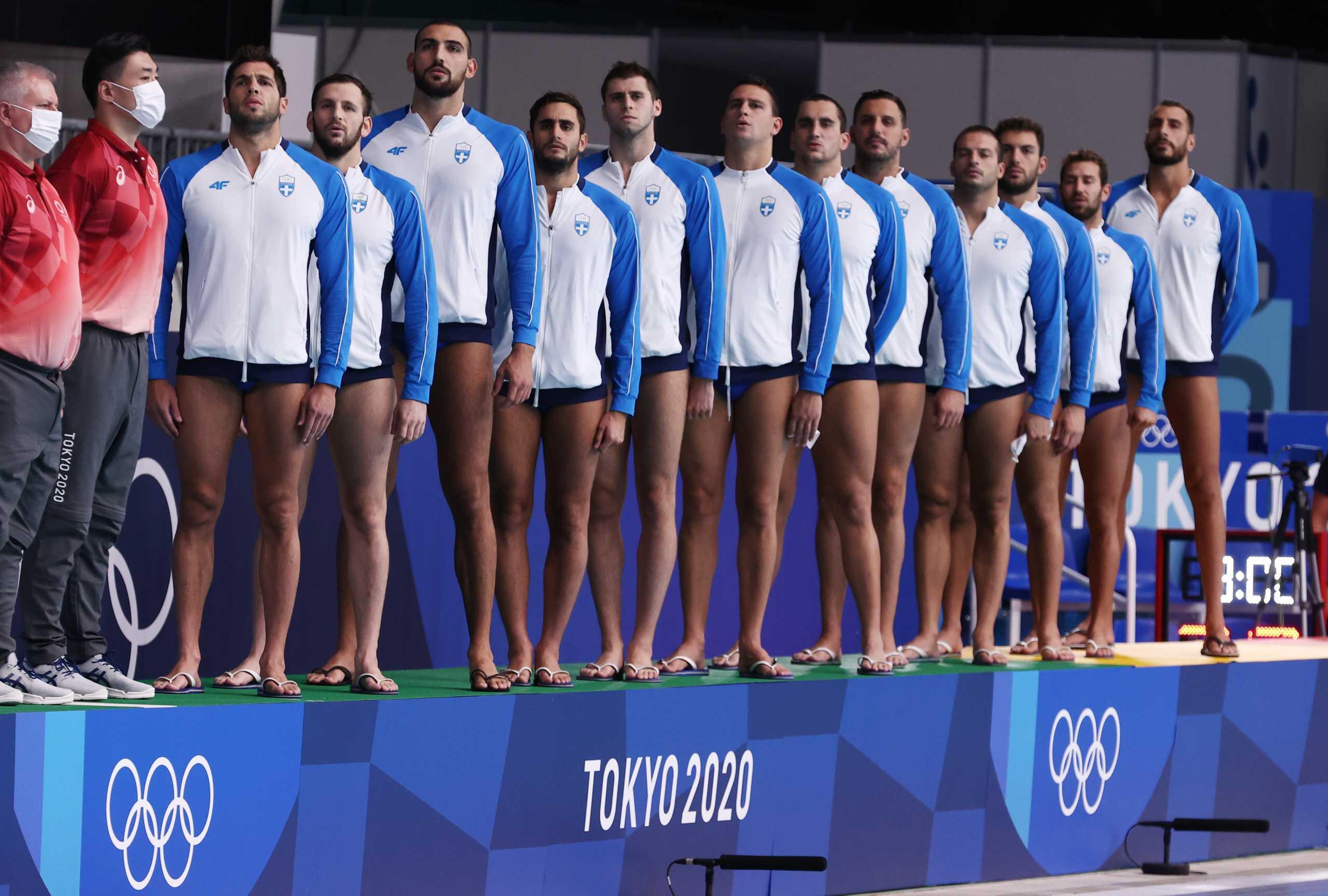 Ολυμπιακοί Αγώνες: Έτοιμη να γράψει ιστορία η εθνική ομάδα πόλο