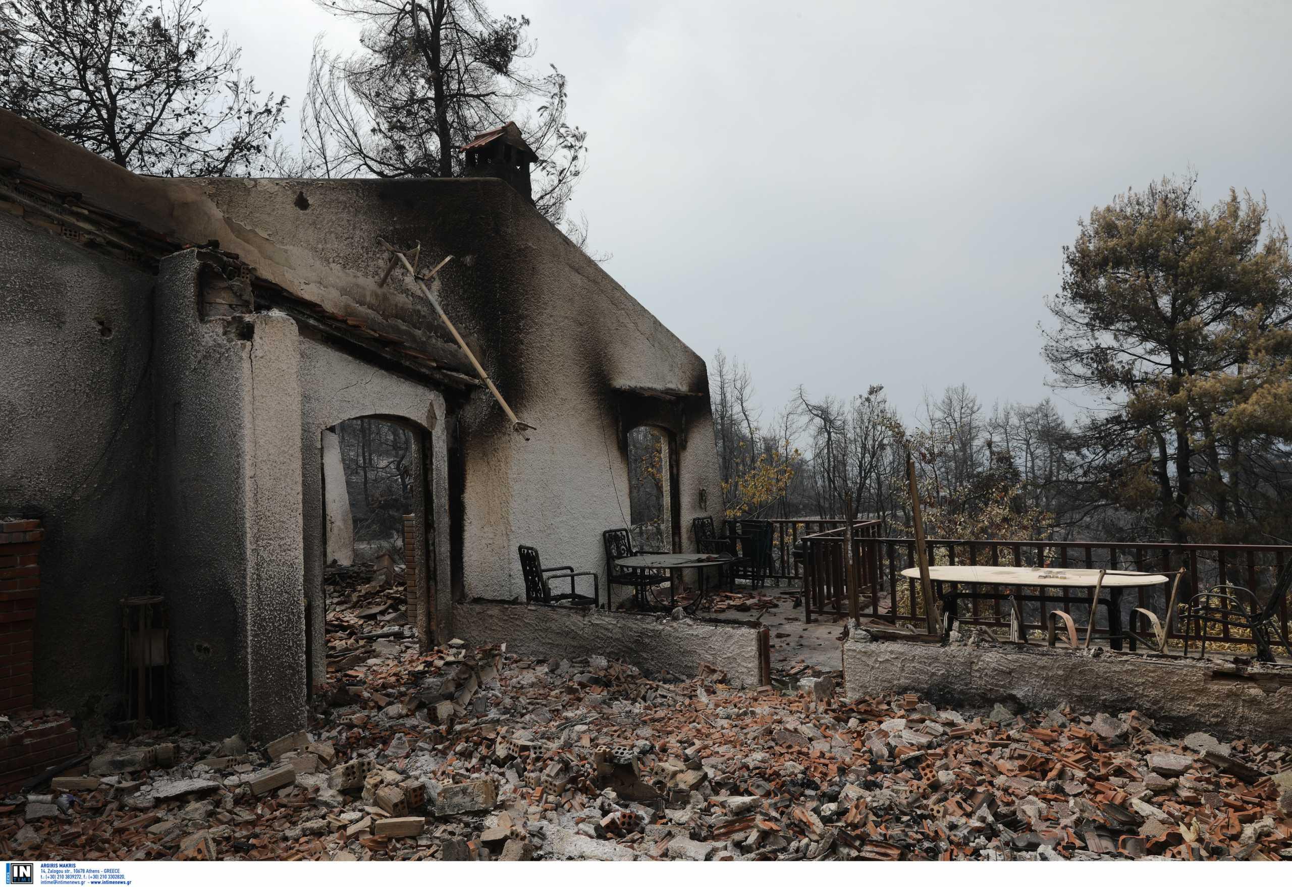 Χρήστος Σταϊκούρας: Όσοι επλήγησαν από τις φωτιές από την 1η Μαΐου θα αποζημιωθούν από το κράτος