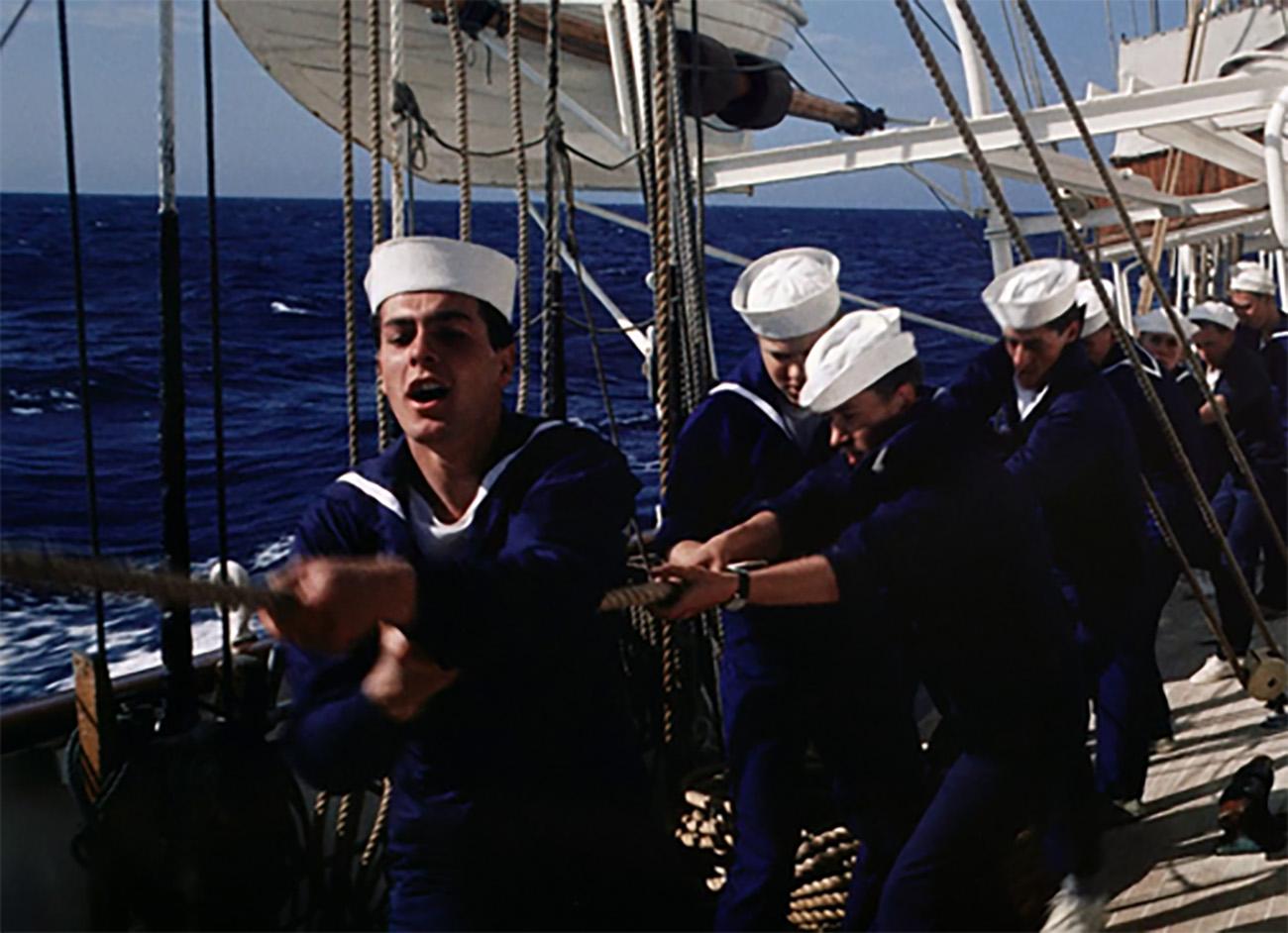 Δεκαπενταύγουστος με «Κρουαζιέρα στη Μεσόγειο»