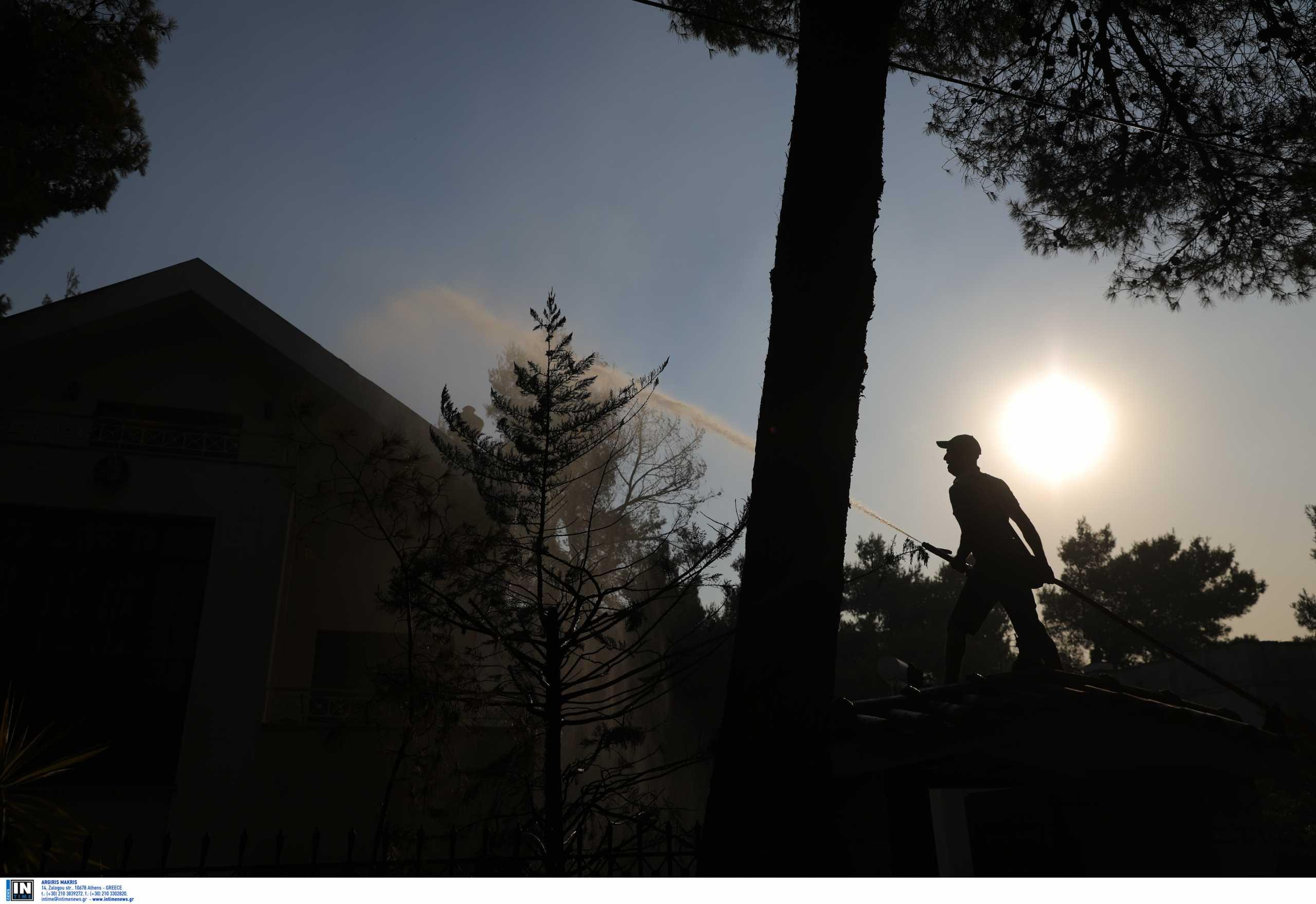 Πολύ υψηλός κίνδυνος πυρκαγιάς την Τρίτη για αυτές τις περιοχές