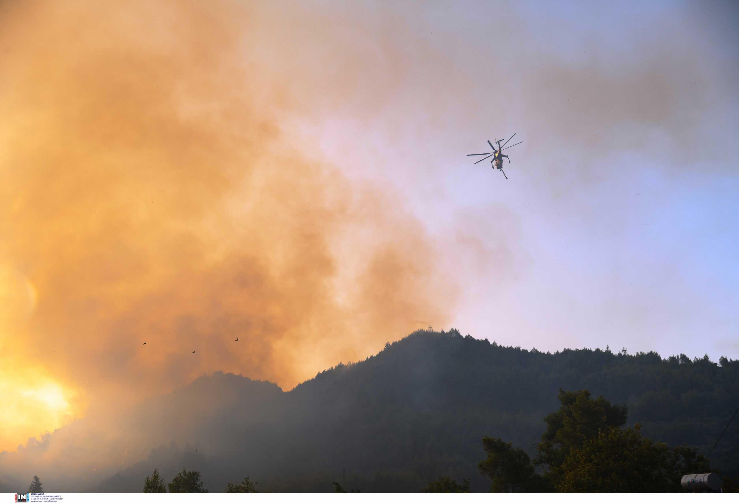 Φωτιά: «Έτσι σώθηκαν οι εγκαταστάσεις της ΔΟΑ» εξηγεί ο Ισίδωρος Κούβελος