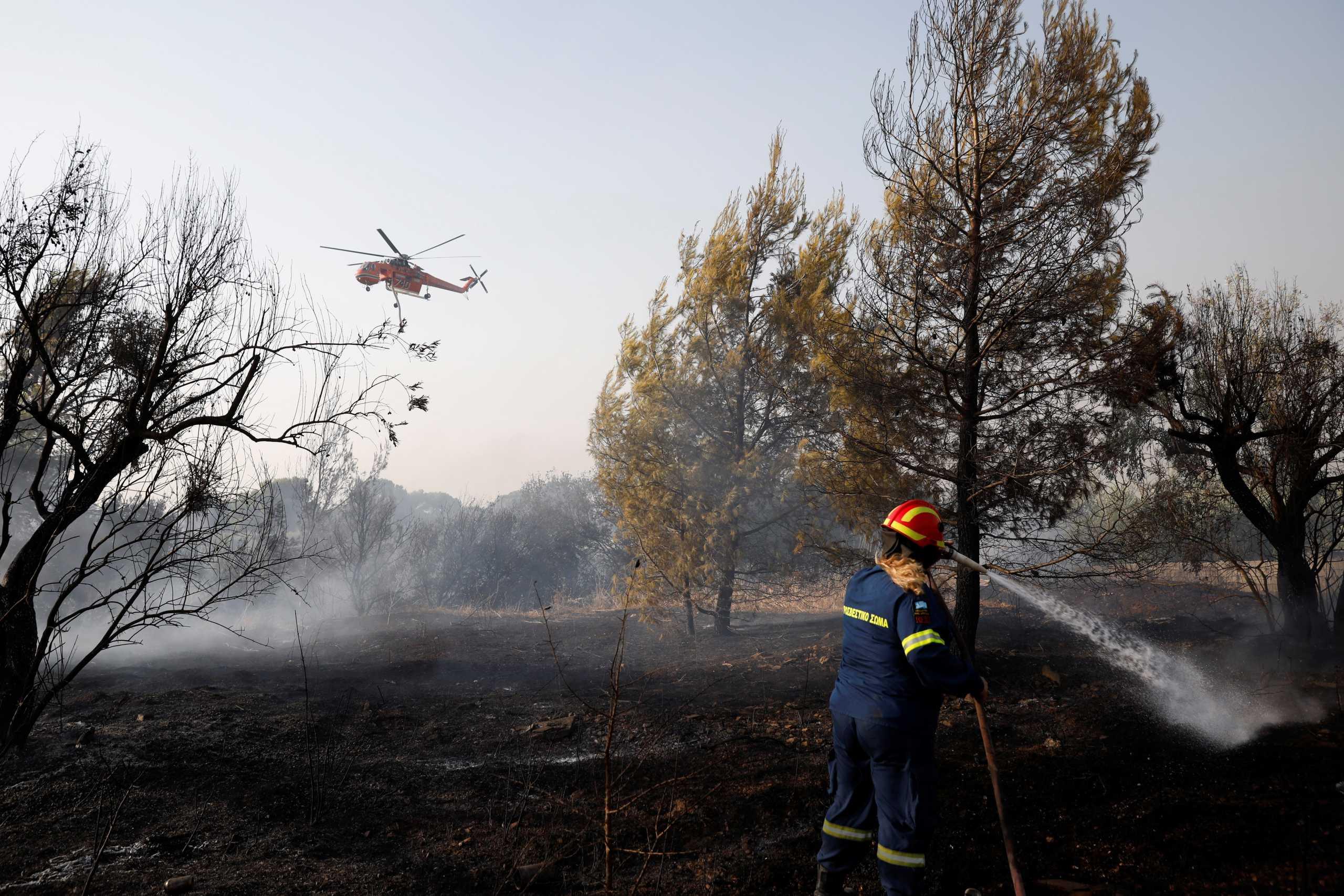 Φωτιά στη Βαρυμπόμπη: «Είμαστε σε ένα χάος» σχολίασε ο Γκάρι Λίνεκερ