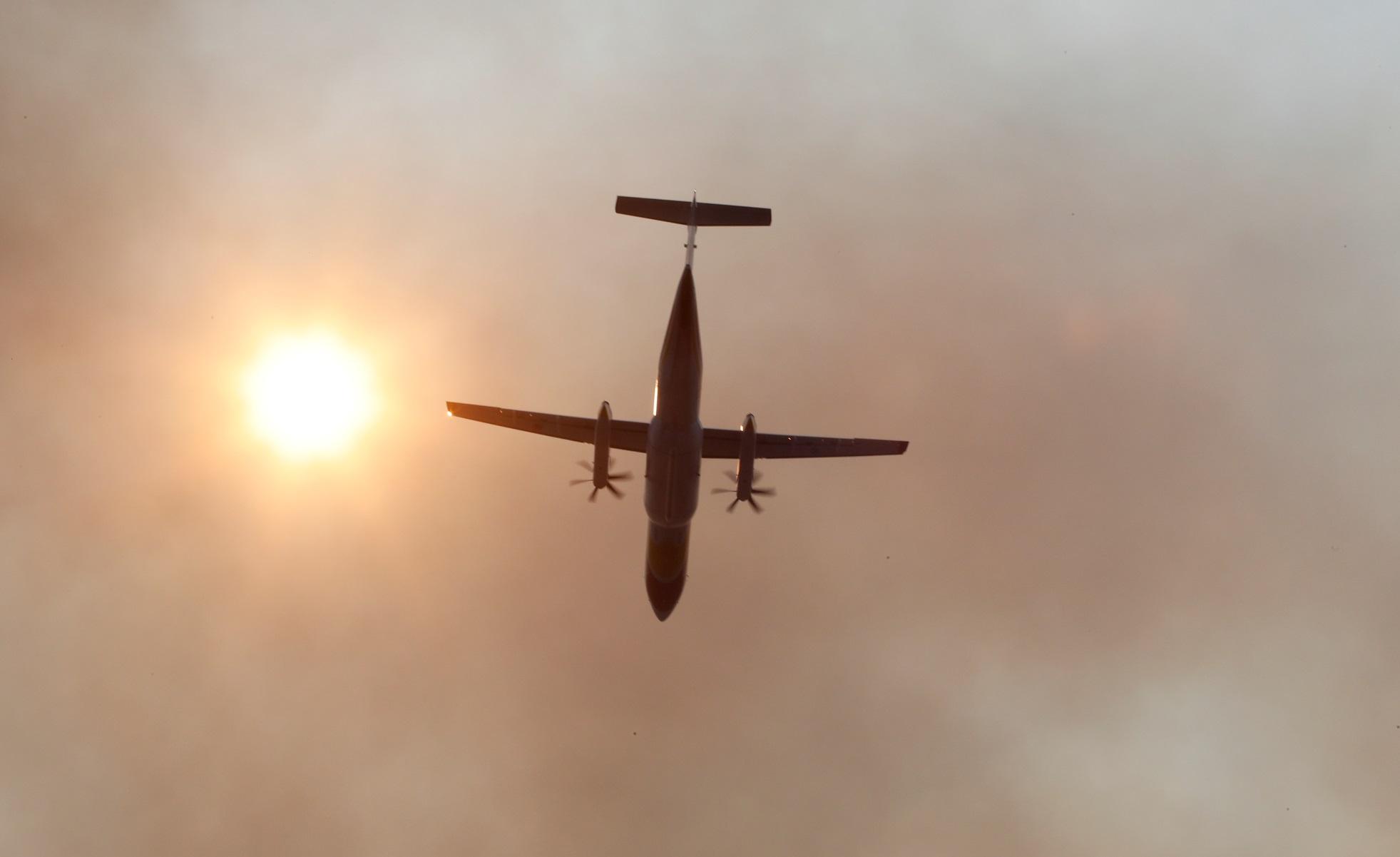 Φωτιά στη Γαλλία: Για 4η μέρα καίγεται η Κυανή Ακτή – 2 νεκροί και 63.000 στρέμματα καμένου δάσους