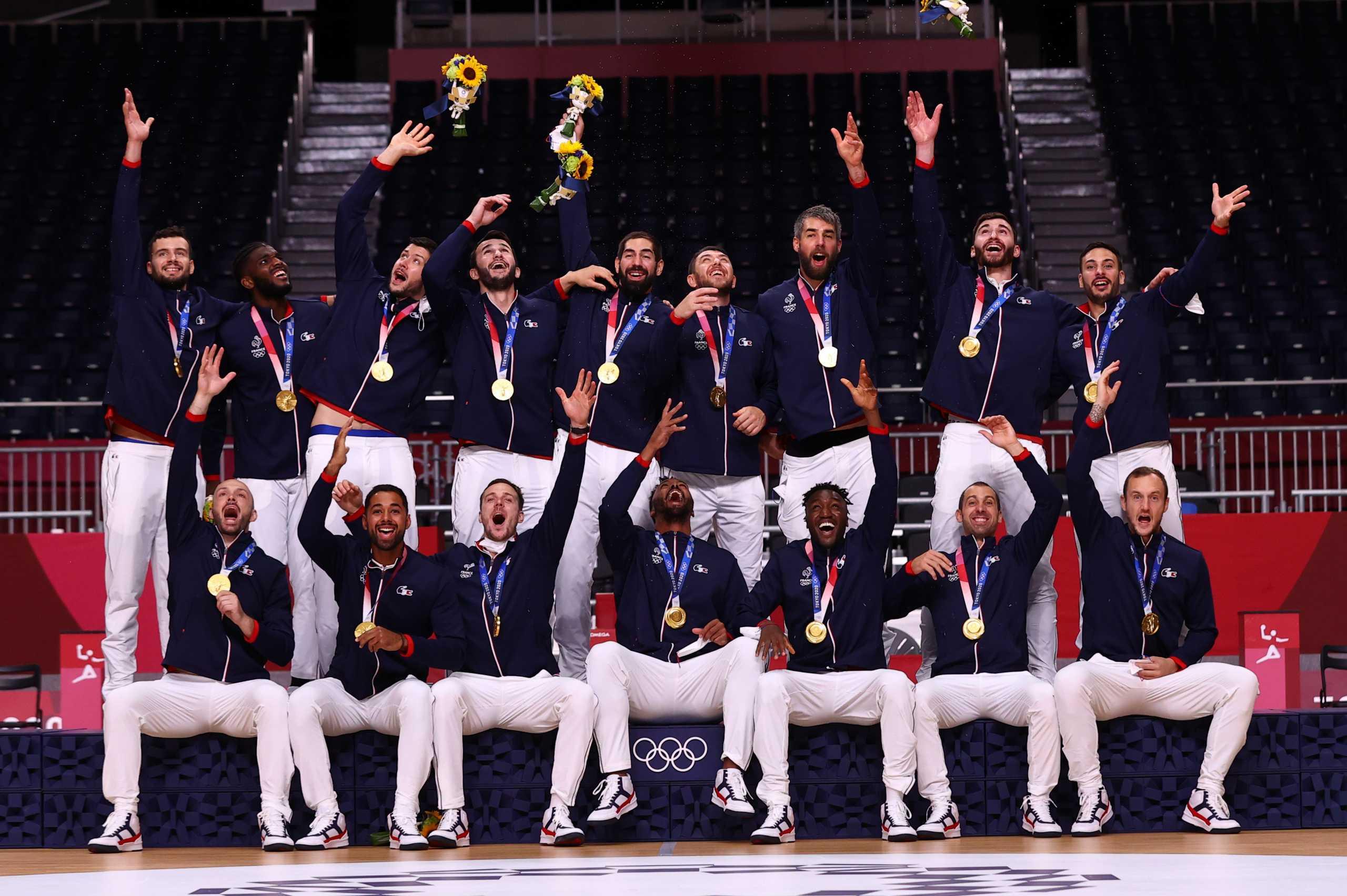 Ολυμπιακοί Αγώνες: Η Γαλλία πήρε το χρυσό και τη ρεβάνς από την Δανία στο χάντμπολ