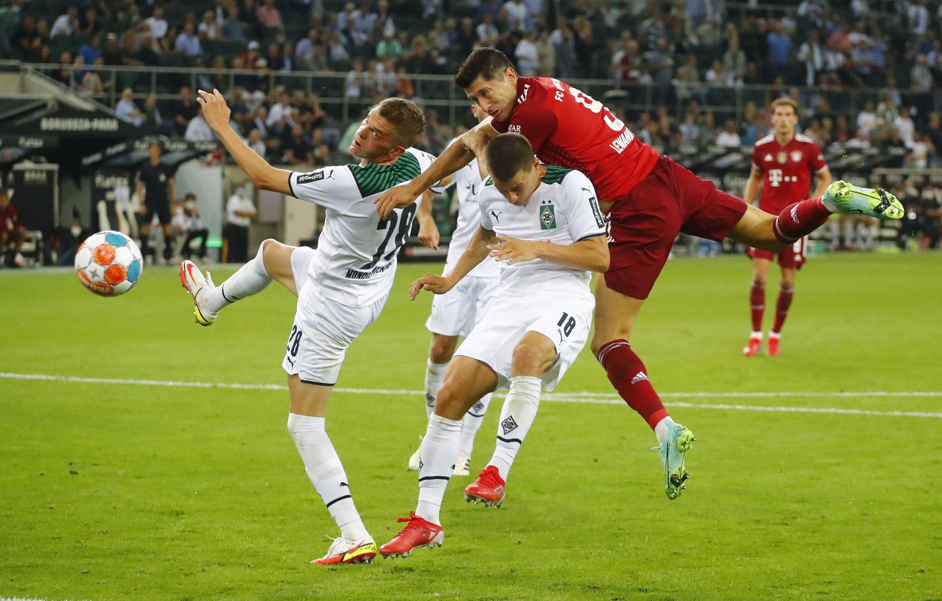 Γκλάντμπαχ – Μπάγερν Μονάχου 1-1: Ξεκίνημα με «γκέλα» για τους πρωταθλητές