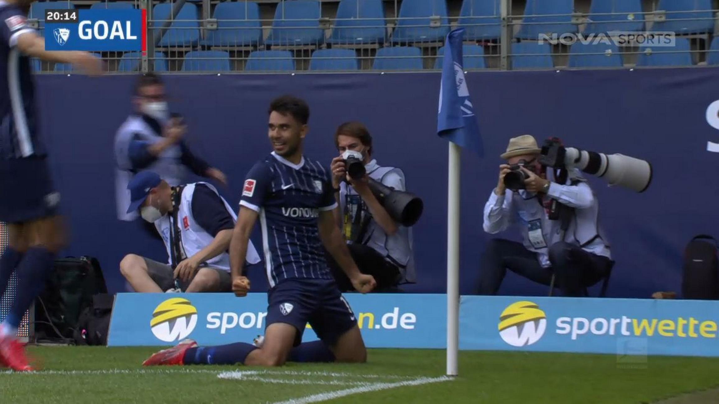 Bundesliga – Έκανε τον Μέσι: Τρομερό γκολ με σλάλομ απέναντι σε 6 παίκτες
