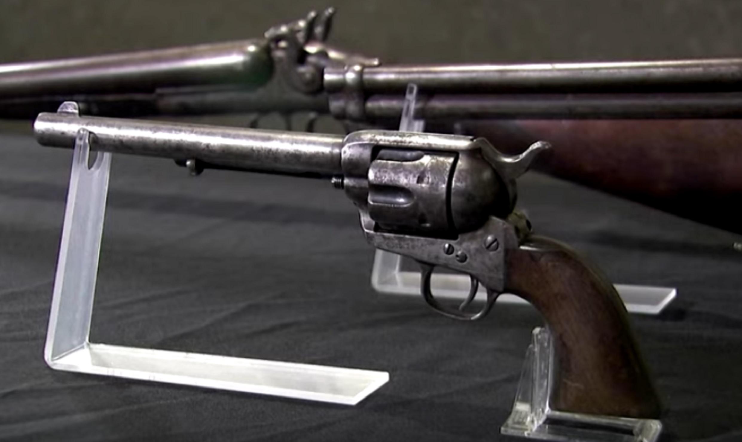 ΗΠΑ: 6 εκατομμύρια δολάρια για το όπλο που σκότωσε τον θρυλικό Μπίλι δε Κιντ
