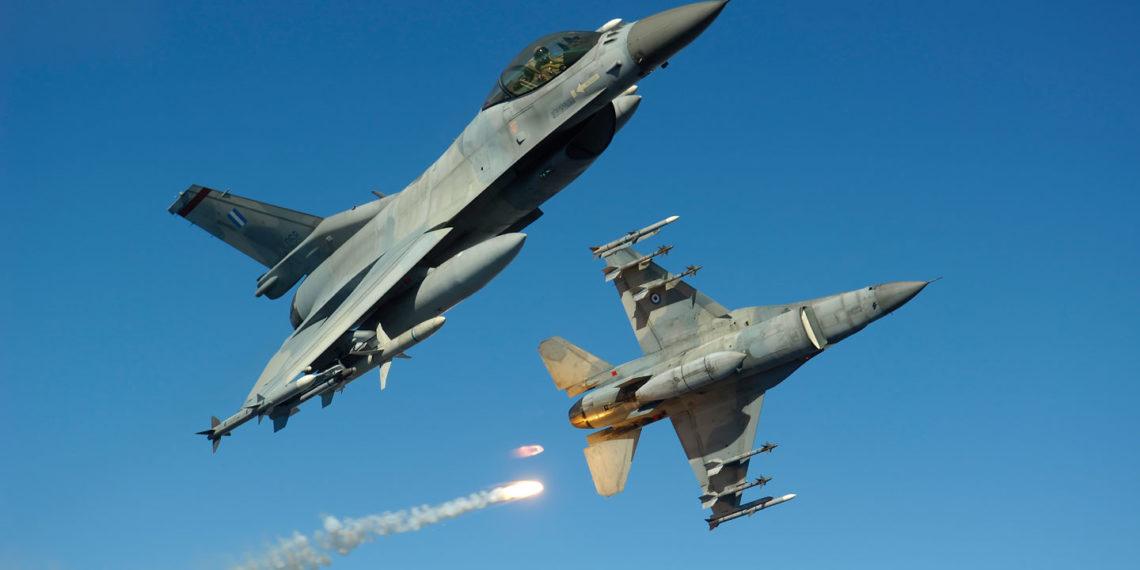 «Πράσινο φως» για την αναβάθμιση ελληνικών F-16 από το Πεντάγωνο των ΗΠΑ