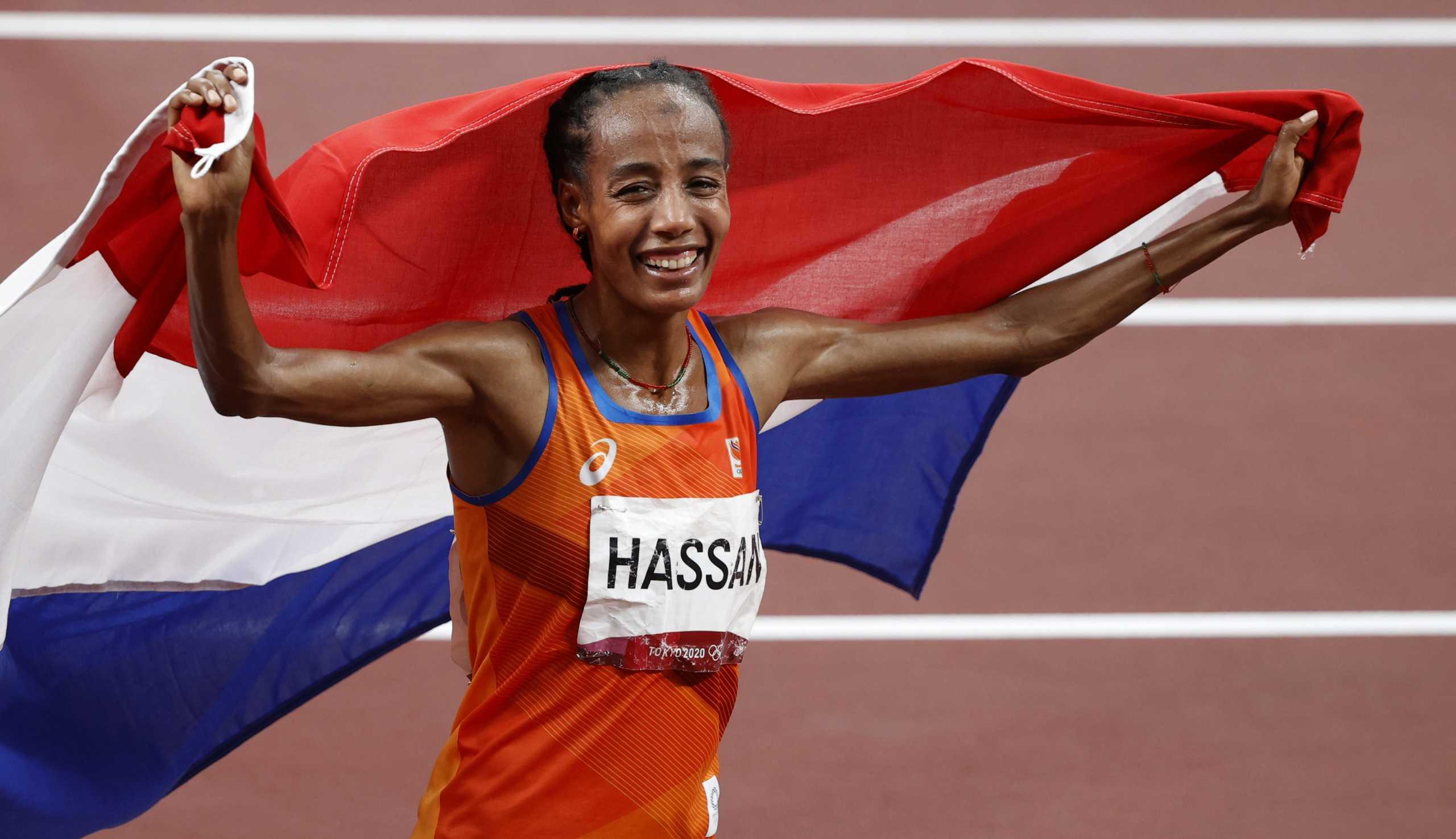 Ολυμπιακοί Αγώνες: Η Σιφάν Χασάν έγραψε ιστορία με το χρυσό μετάλλιο στα 10.000μ
