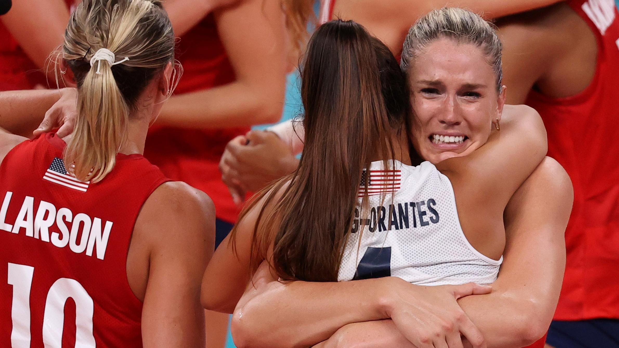 Ολυμπιακοί Αγώνες: Ιστορικό πρώτο χρυσό για τις ΗΠΑ στο βόλεϊ γυναικών
