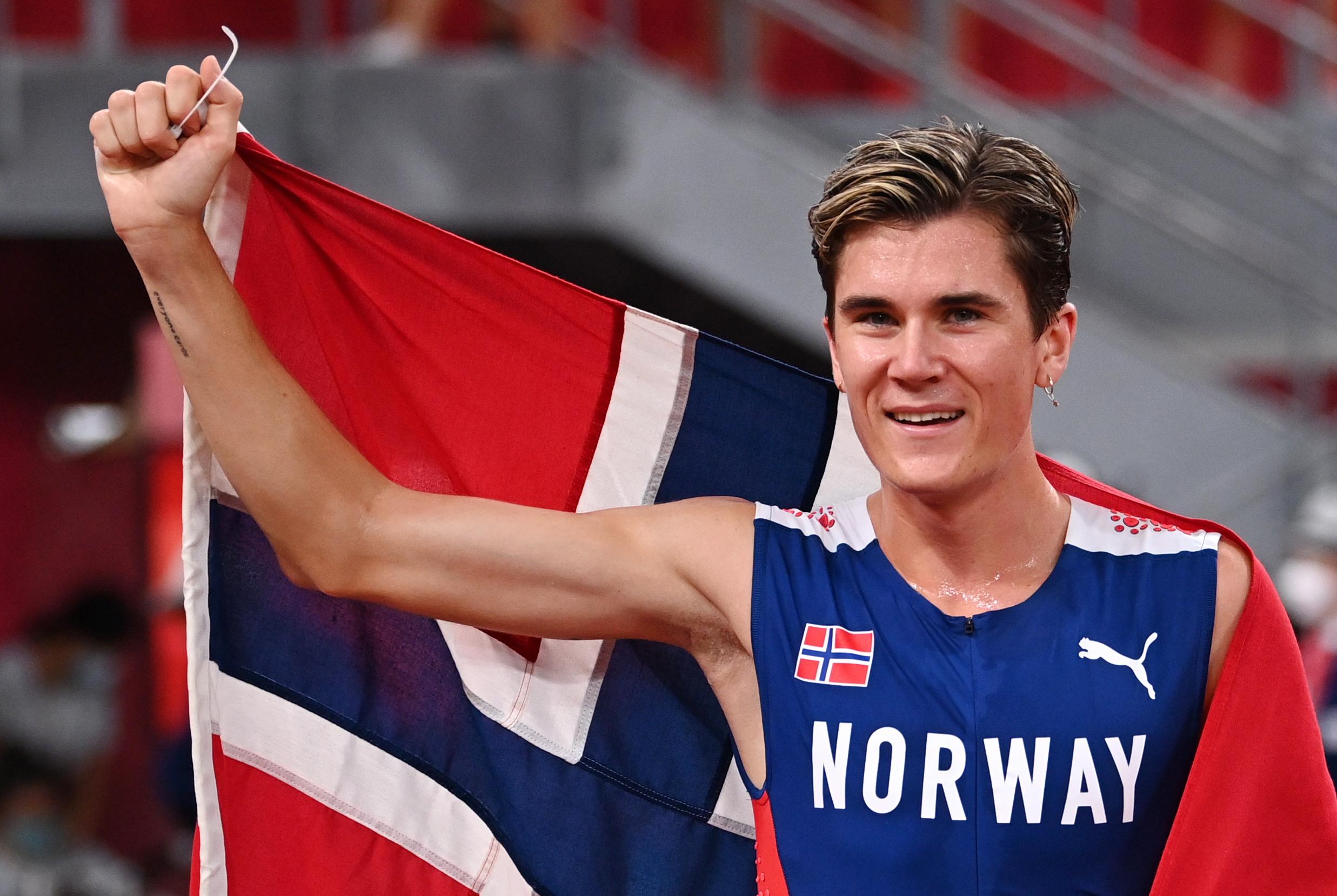 Ολυμπιακοί Αγώνες: Έγραψε ιστορία ο «χρυσός» Ινγέμπριγκτσεν στα 1500 μ.