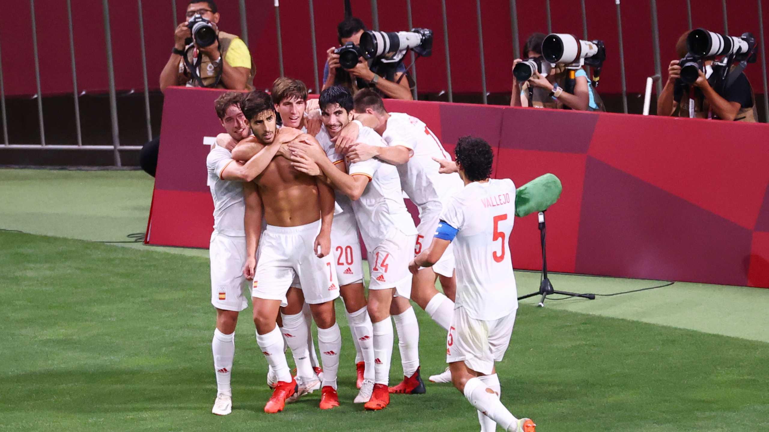 Ολυμπιακοί Αγώνες: Η Ισπανία προκρίθηκε στον τελικό στο ποδόσφαιρο ανδρών