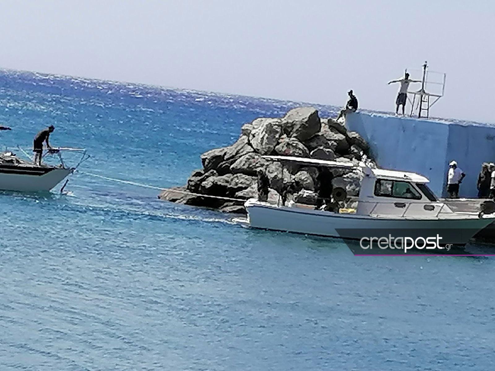 Κρήτη: Έφτασαν από την Τουρκία με ιστιοφόρο για να ζητήσουν πολιτικό άσυλο – Η οδύσσεια στο Αιγαίο