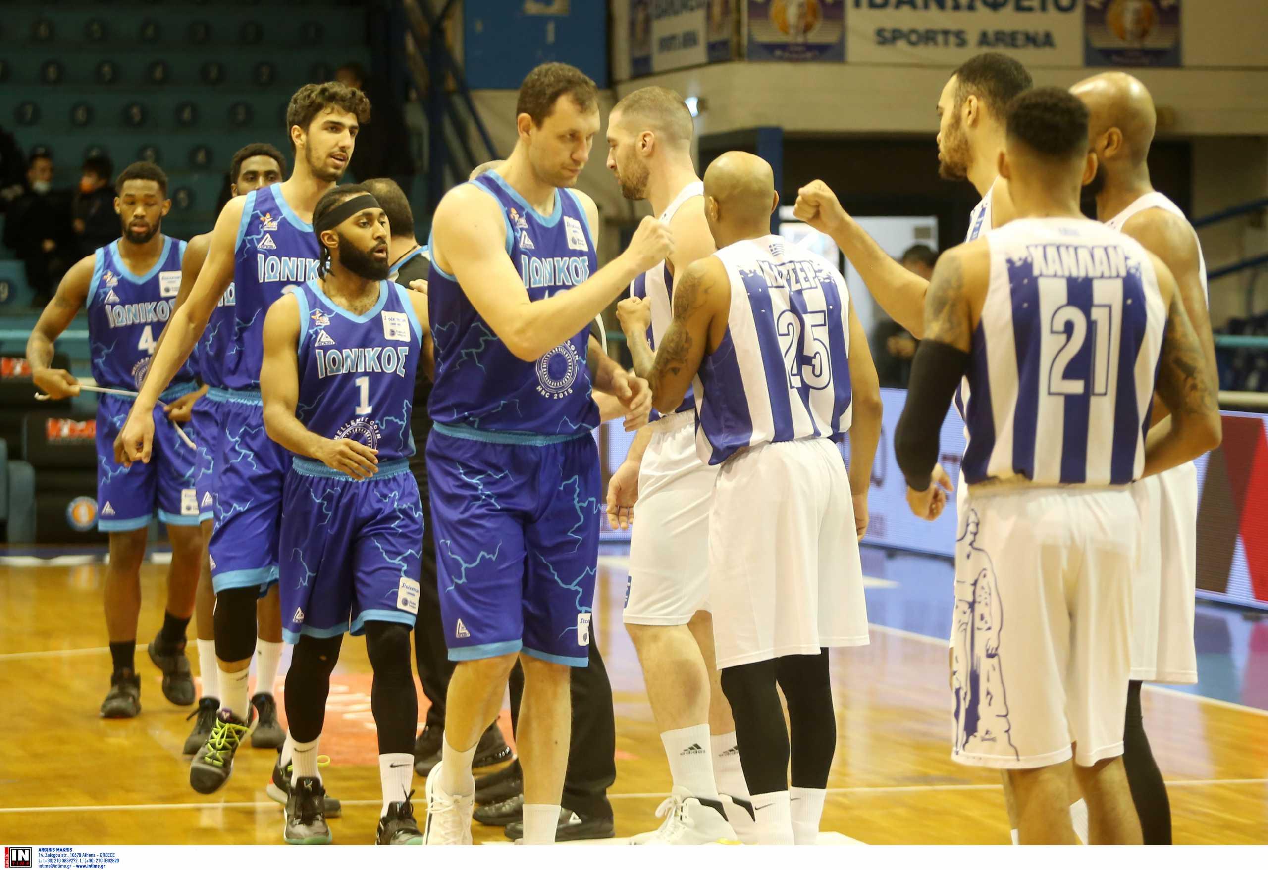 FIBA Europe Cup: «Κλήρωσε» για Ιωνικό και Ηρακλή