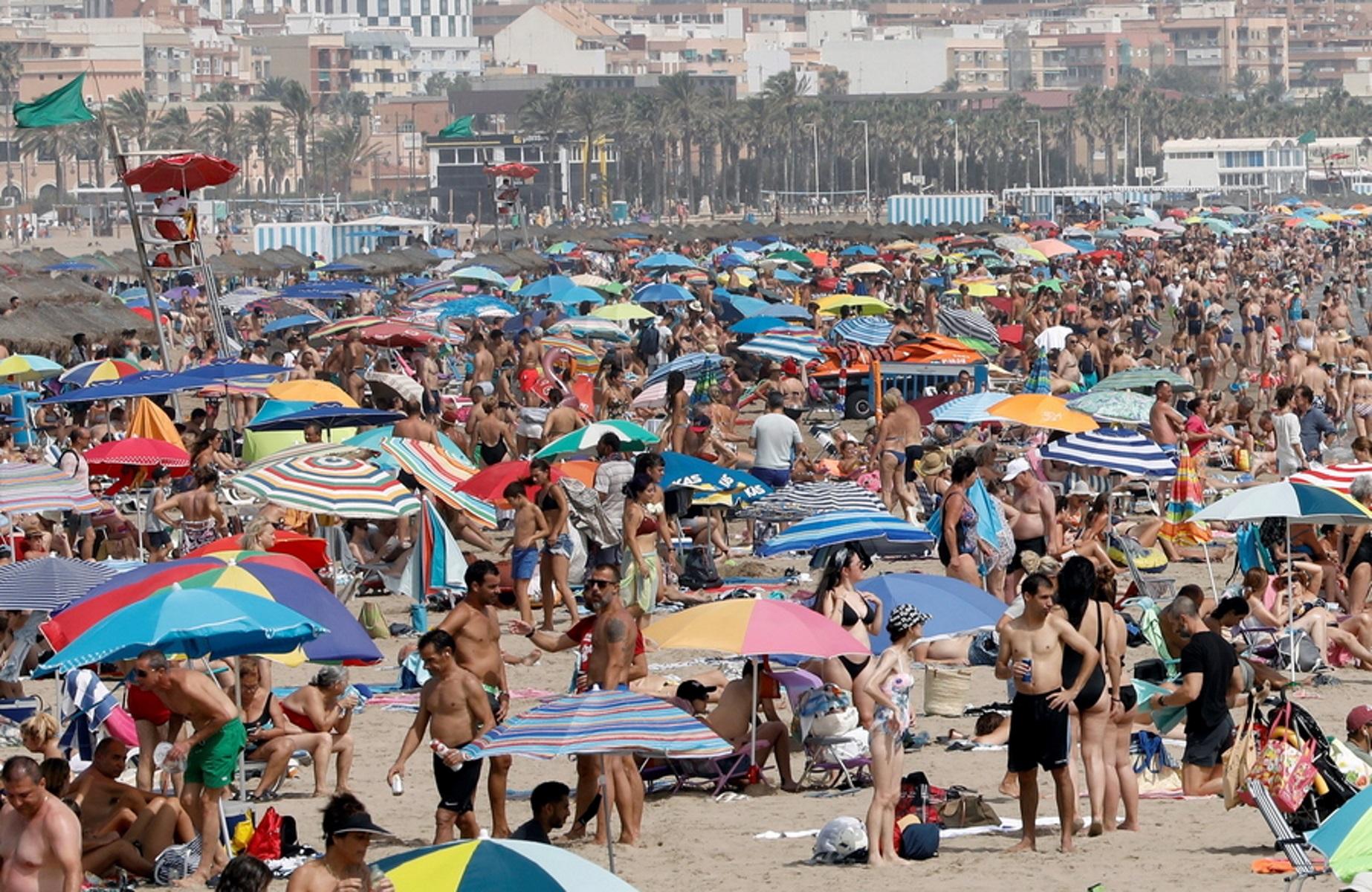 Ισπανία: Απόλυτο ρεκόρ ζέστης με 47,4 βαθμούς Κελσίου
