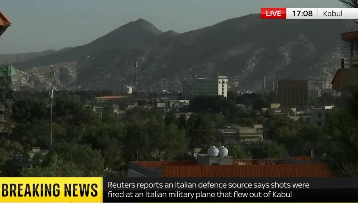 Αφγανιστάν: Πυρά κατά Ιταλικού αεροσκάφους την ώρα που απογειωνόταν από την Καμπούλ – Πληροφορίες και για έκρηξη
