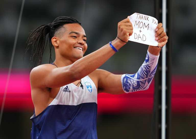 Ολυμπιακοί Αγώνες: Η πρώτη ανάρτηση του Εμμανουήλ Καραλή μετά την 4η θέση στο επί κοντώ