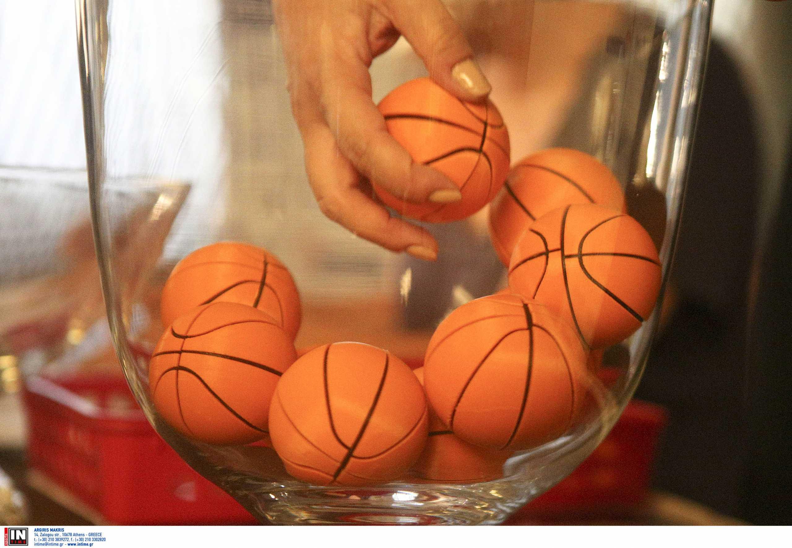 Κύπελλο Ελλάδας μπάσκετ: Χωρίς «αιώνιο» ντέρμπι πριν τα ημιτελικά, ΠΑΟΚ – Άρης στους «16»