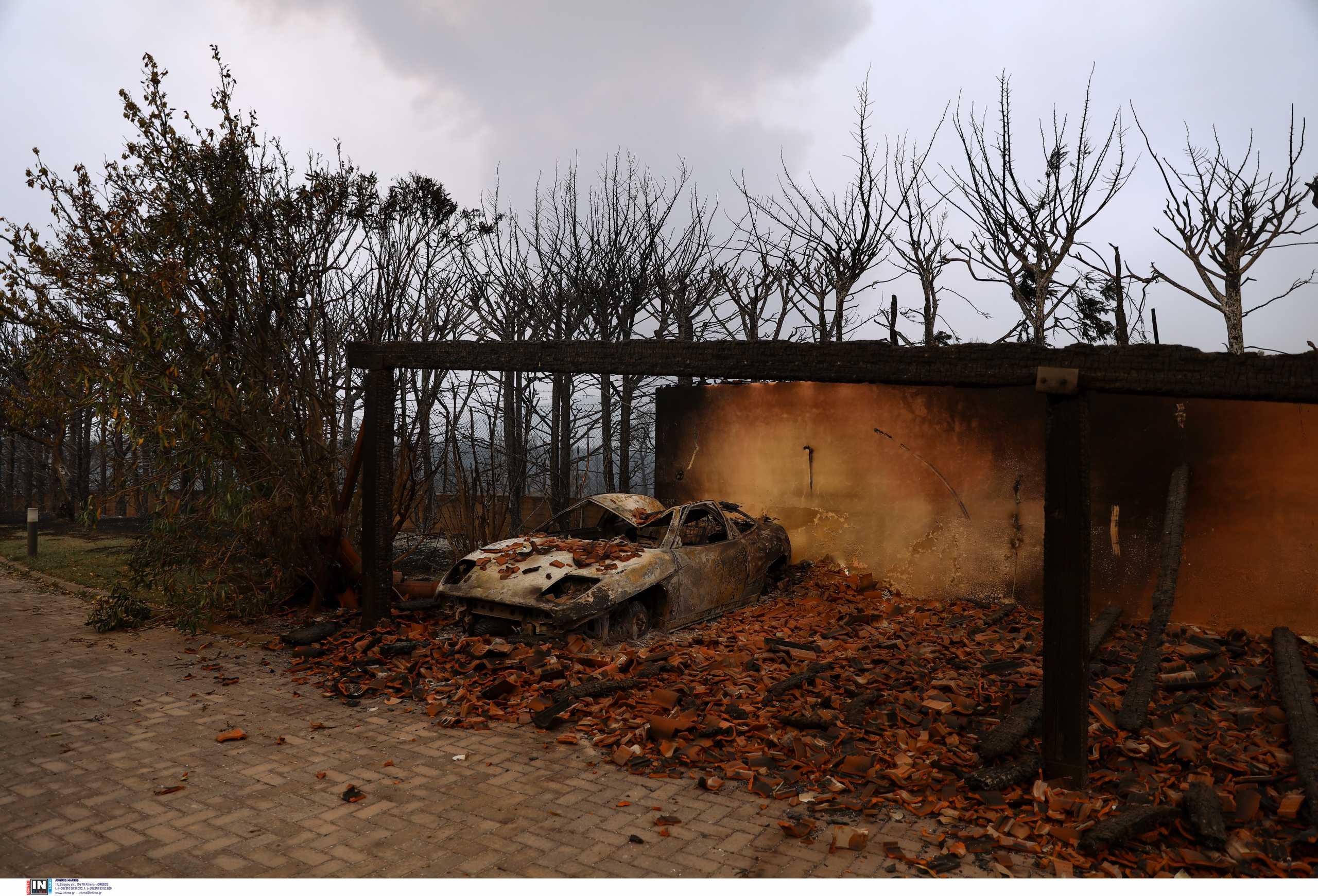 Για κακούργημα διώκεται ο 43χρονος που συνελήφθη για εμπρησμό στο Κρυονέρι