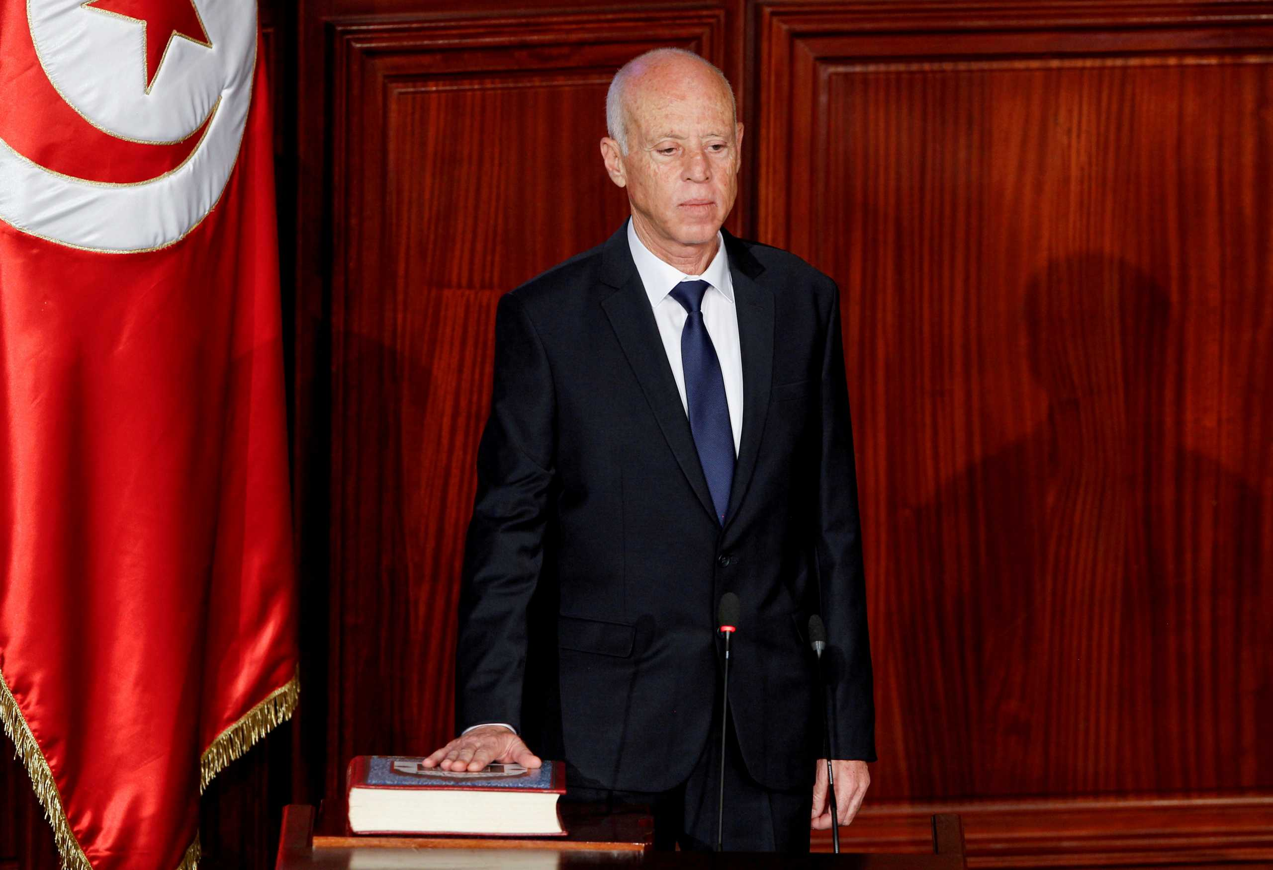 ΗΠΑ σε πρόεδρο Σάγεντ: Επανέφερε άμεσα στον «δημοκρατικό δρόμο» την Τυνησία