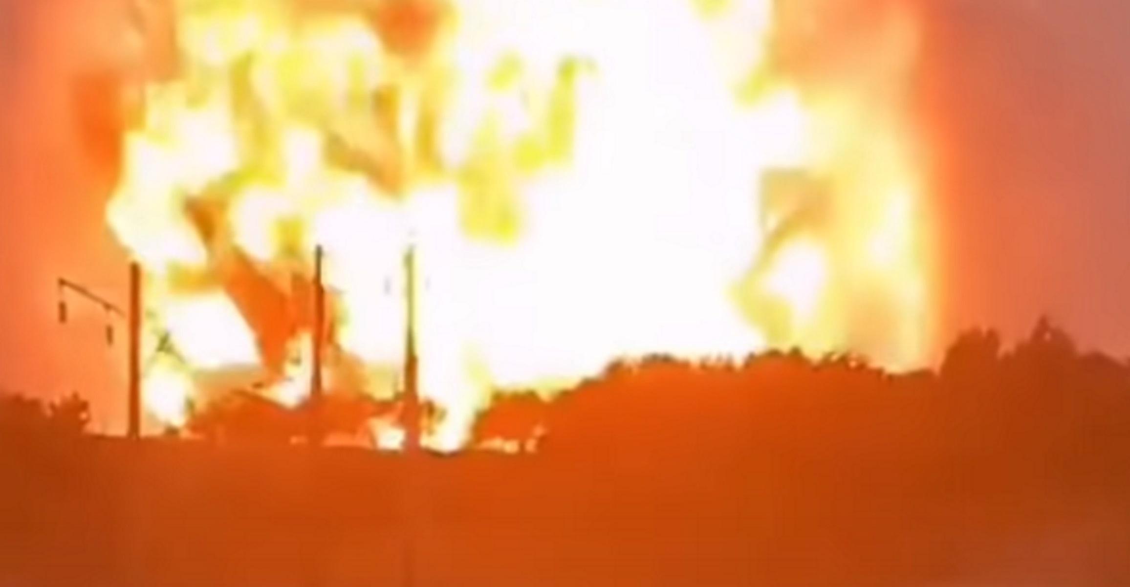 Καζακστάν: Τουλάχιστον 12 νεκροί και 98 τραυματίες από τρομερές εκρήξεις σε αποθήκη πυρομαχικών