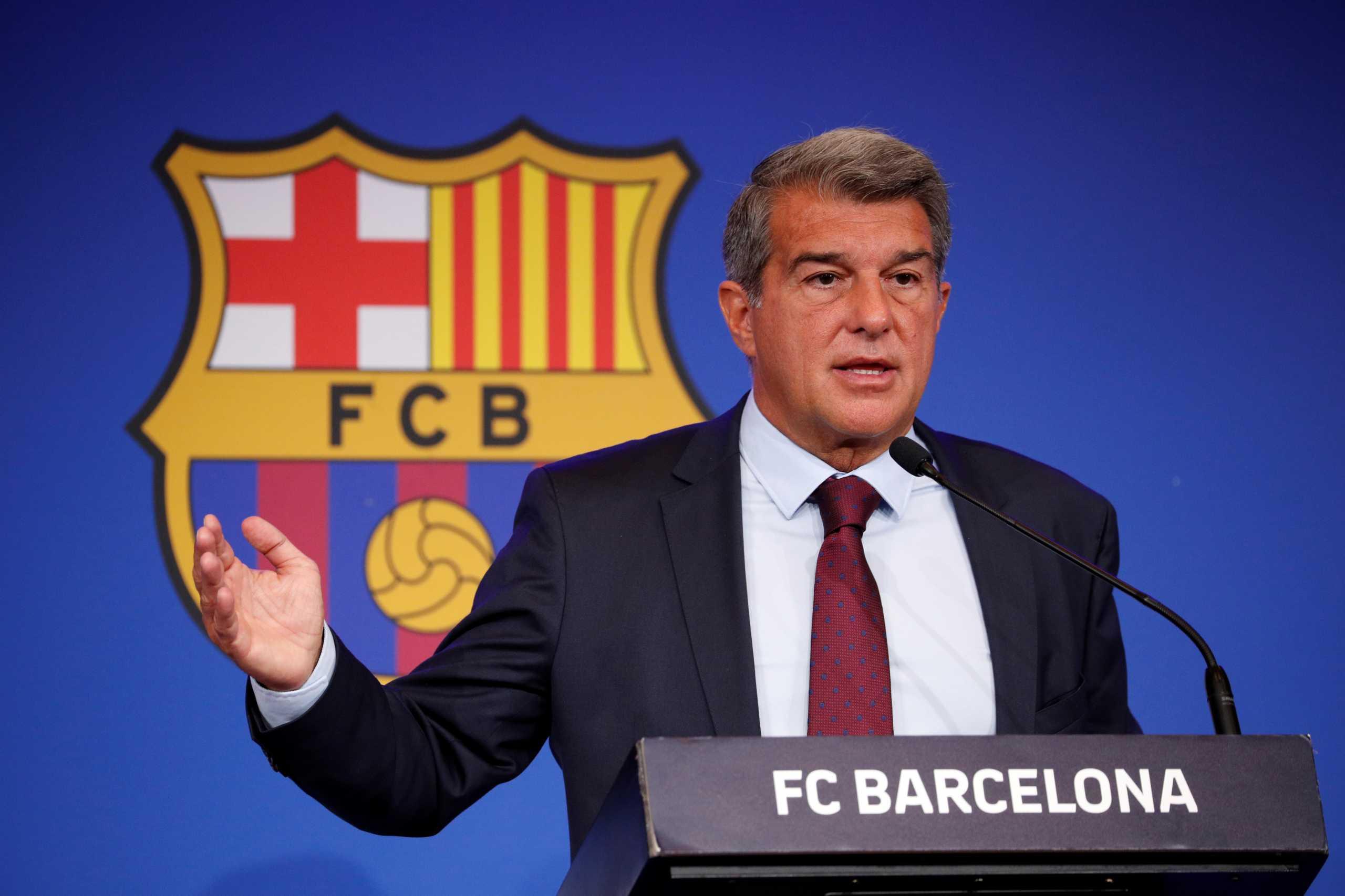 Λαπόρτα για Μέσι: «Είχαμε συμφωνήσει σε όλα αλλά η La Liga μας μπλόκαρε»