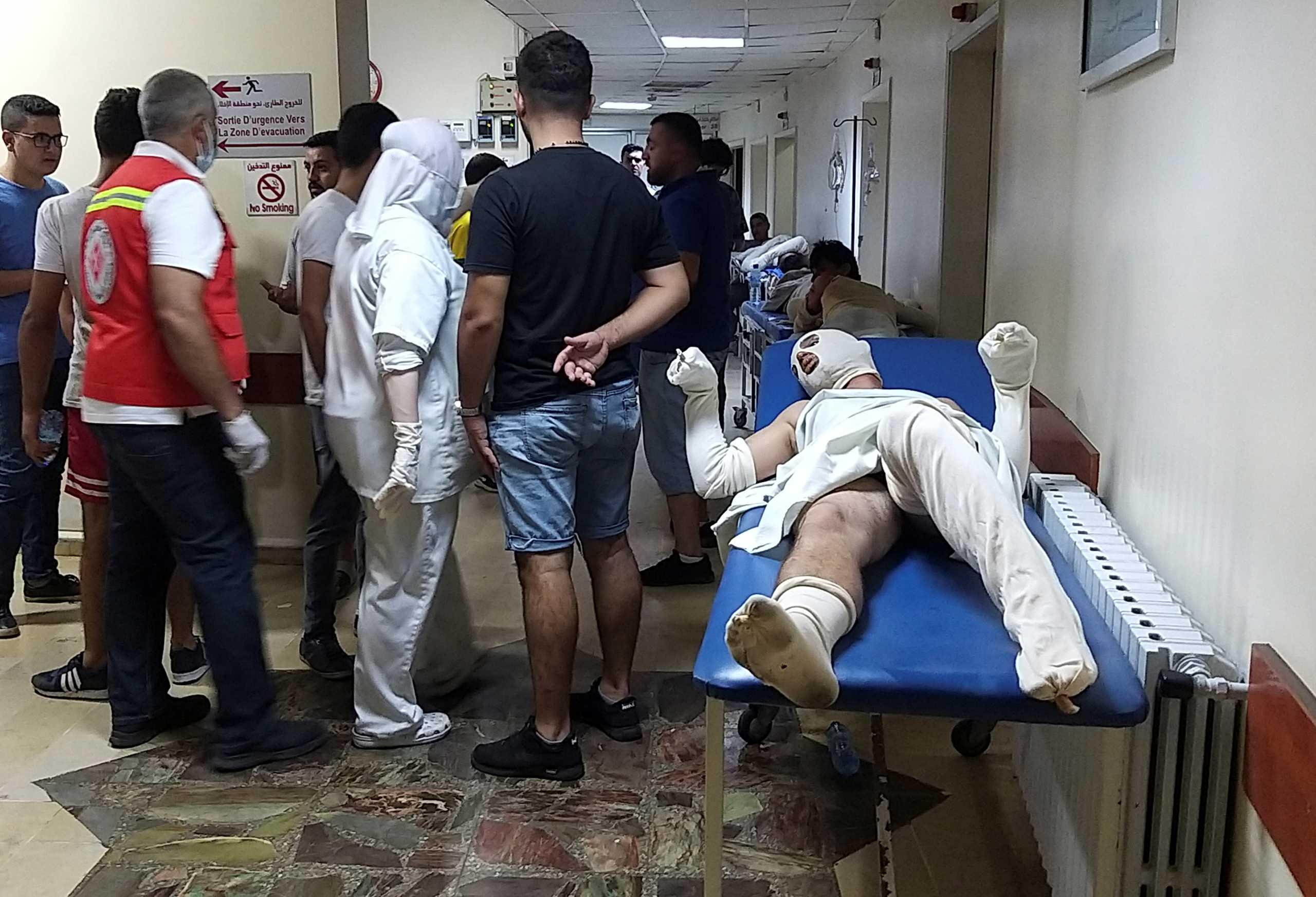 Λίβανος: Τουλάχιστον 20 νεκροί από έκρηξη βυτιοφόρου καυσίμων