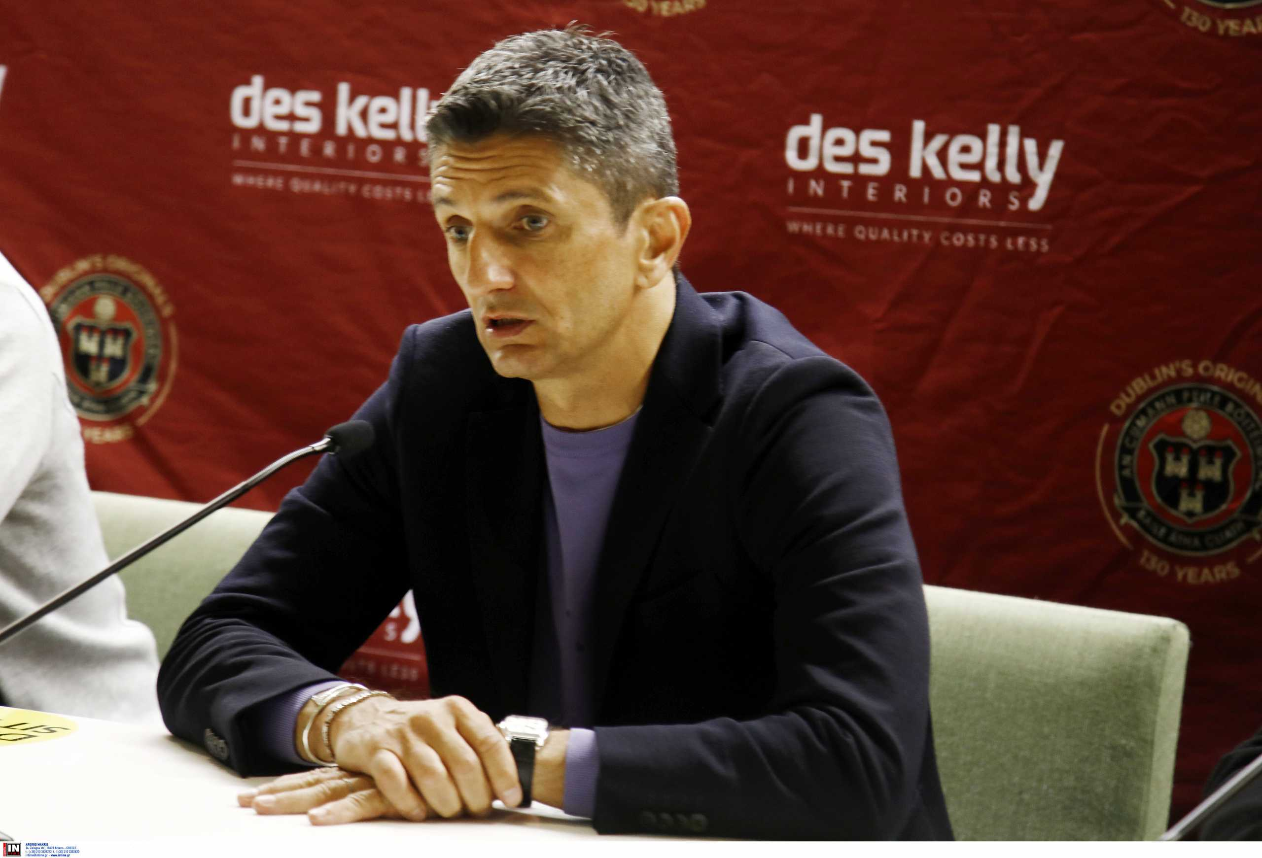 Μποέμιαν – ΠΑΟΚ: Ξεκάθαρος Λουτσέσκου – «Δεν με νοιάζει πως, θέλω την πρόκριση»