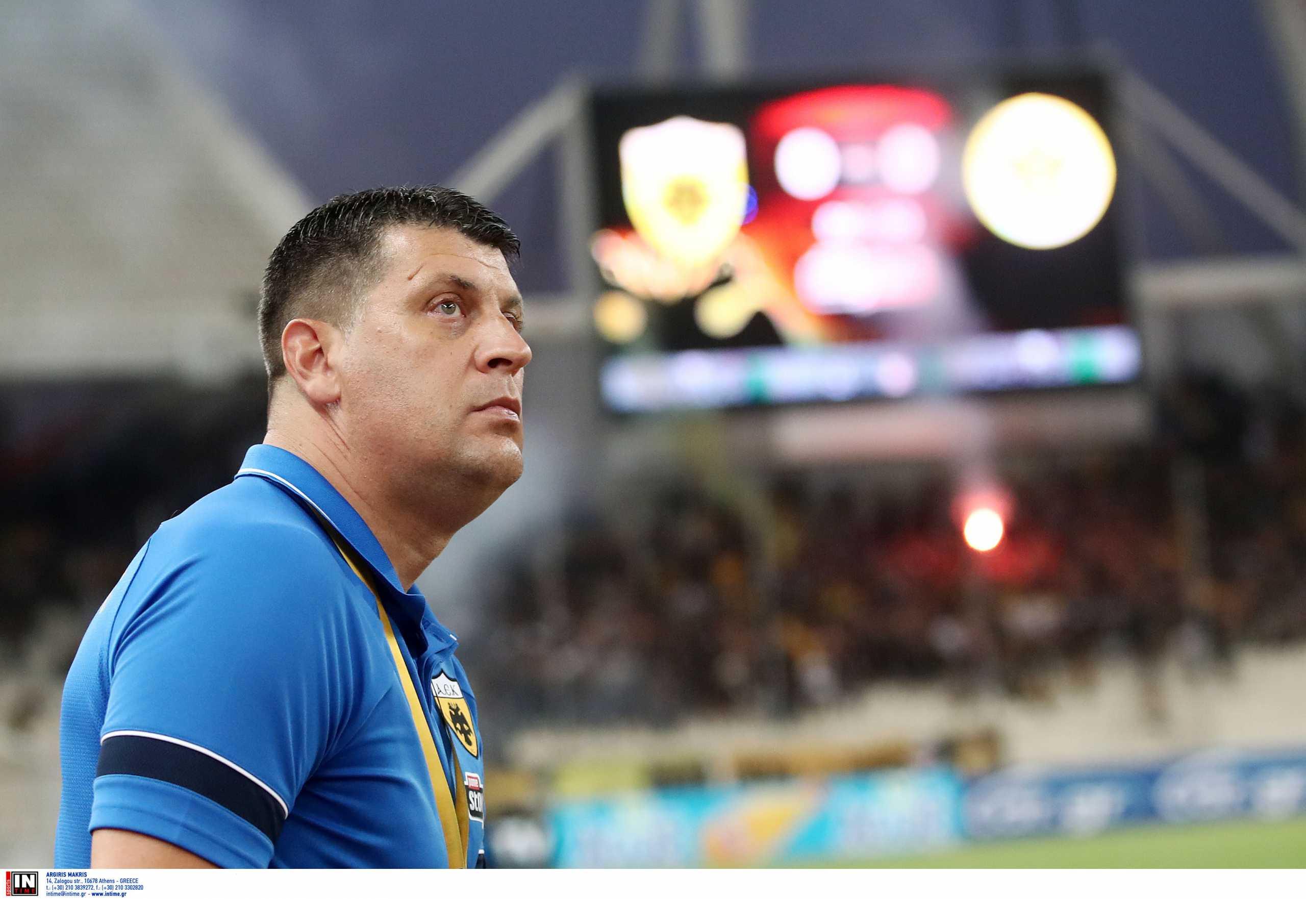 ΑΕΚ: «Γκάζια» του Μιλόγεβιτς στους παίκτες για όσα είδε στο φιλικό με τον Απόλλωνα Σμύρνης