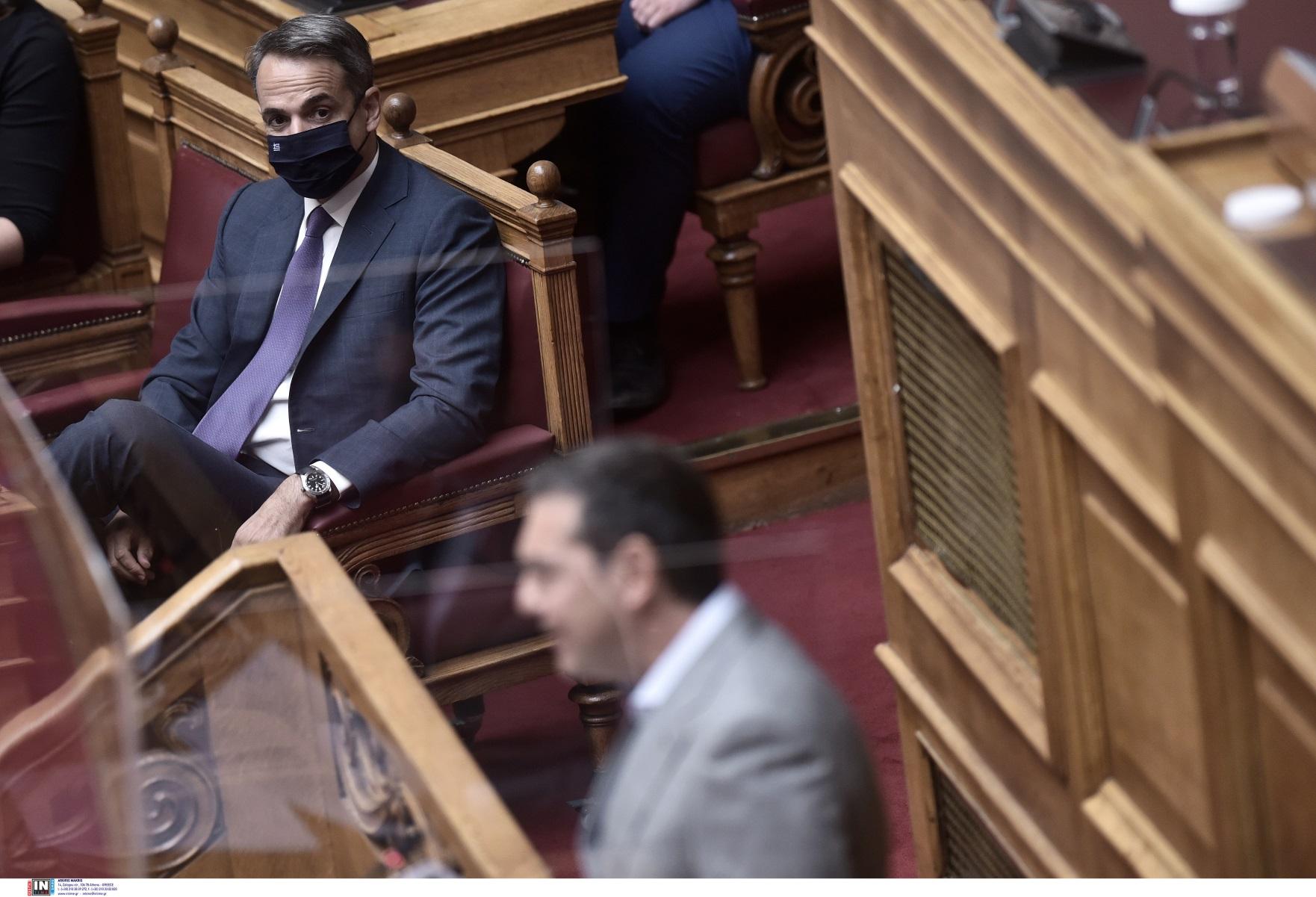 Φωτιές – Βουλή: Σύγκρουση πολιτικών αρχηγών στην επανέναρξη των εργασιών
