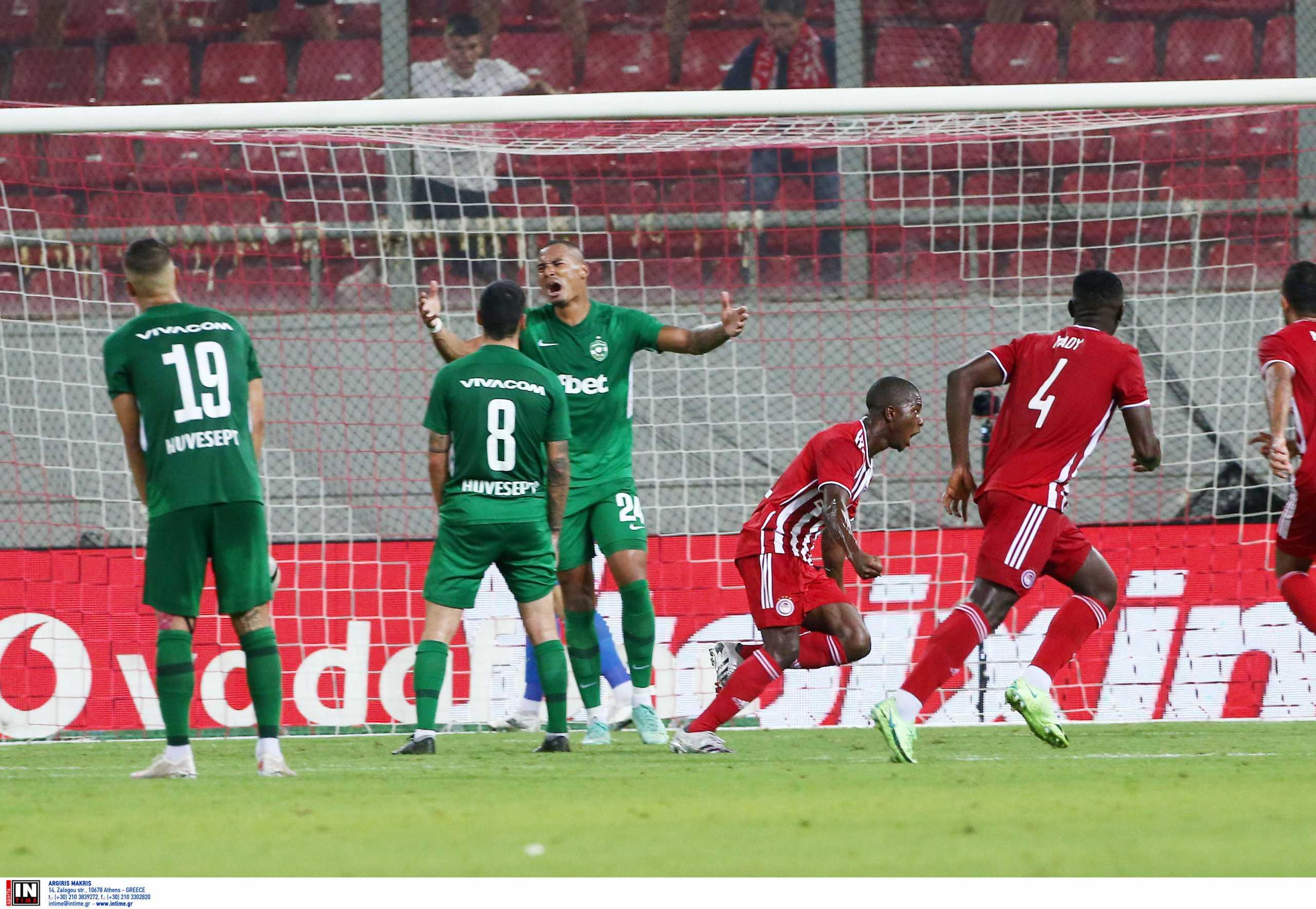 Ολυμπιακός – Λουντογκόρετς 1-1: «Λυτρωτής» ο Αγκιμπού Καμαρά και η πρόκριση κρίνεται στη Βουλγαρία