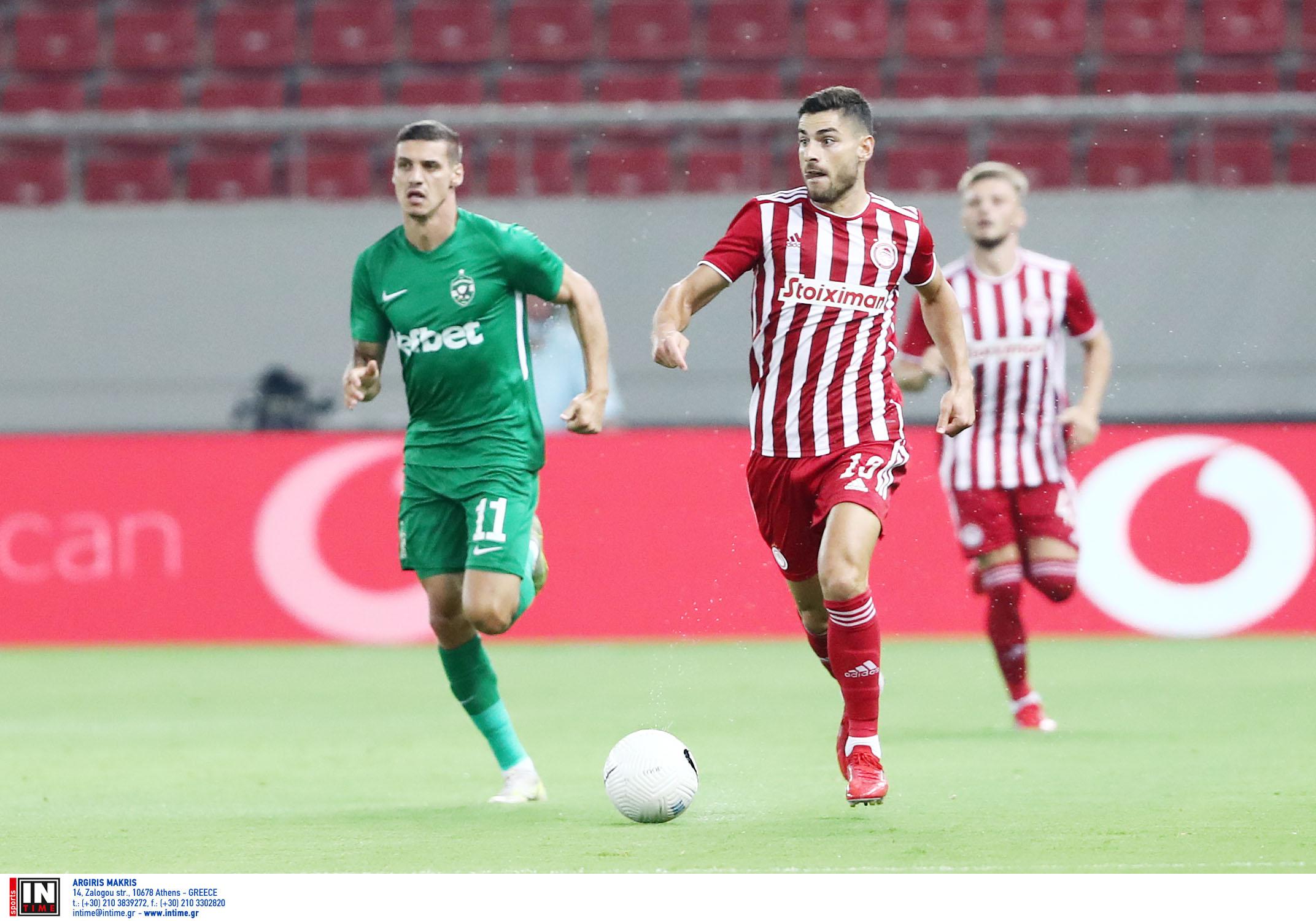 Ολυμπιακός – Λουντογκόρετς 1-1 ΤΕΛΙΚΟ για τον 3ο προκριματικό γύρο του Champions League