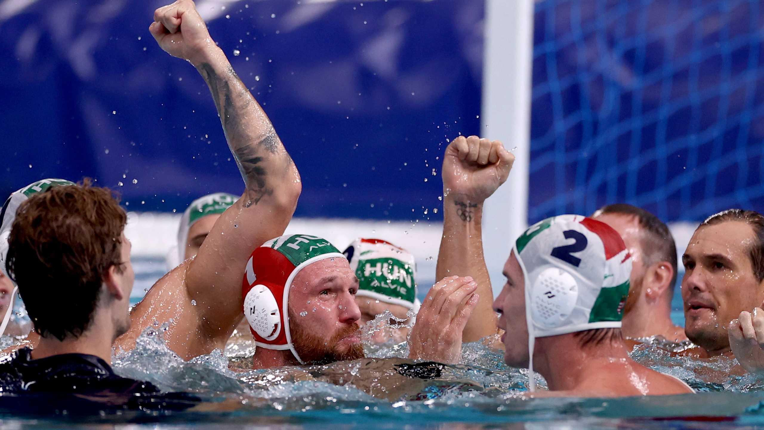Ολυμπιακοί Αγώνες: Μετάλλιο για την  Ουγγαρία στο πόλο ανδρών μετά από 13 χρόνια