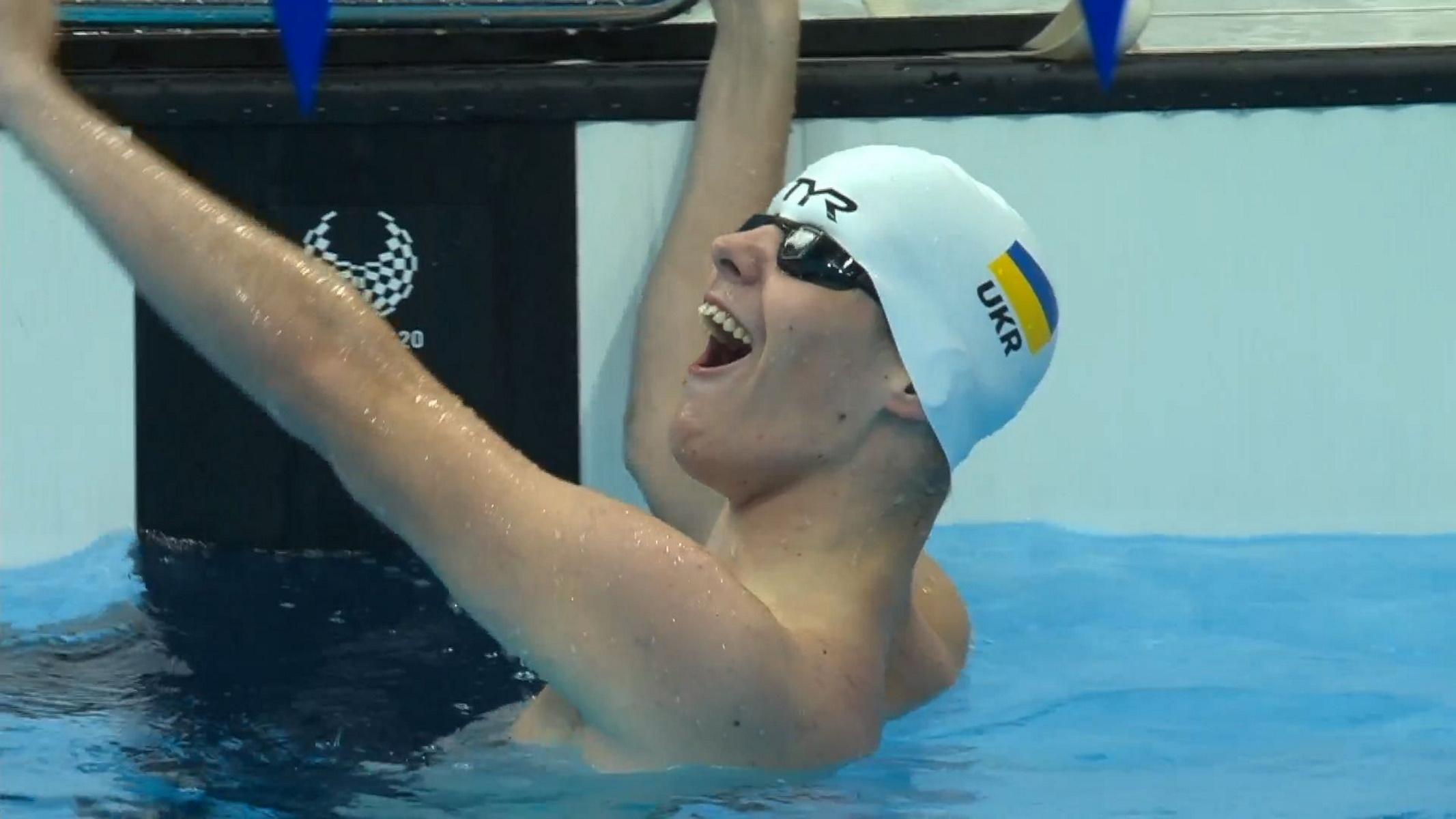 Παραολυμπιακοί Αγώνες: Συγκίνησε ο πανηγυρισμός του 17χρονου Σέρμπιν