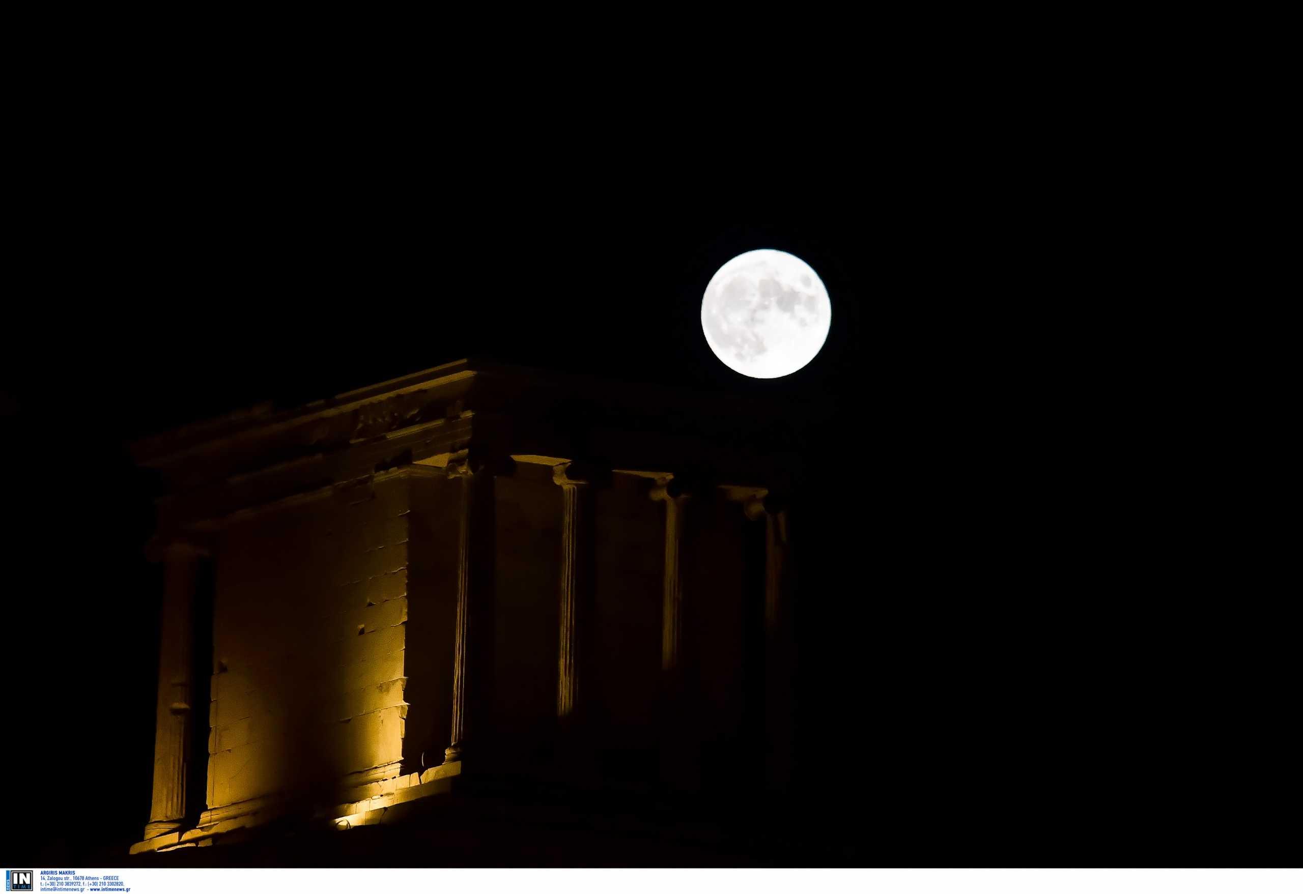 Πανσέληνος Αυγούστου 2021: Τι ετοιμάζει το Εθνικό Αρχαιολογικό Μουσείο