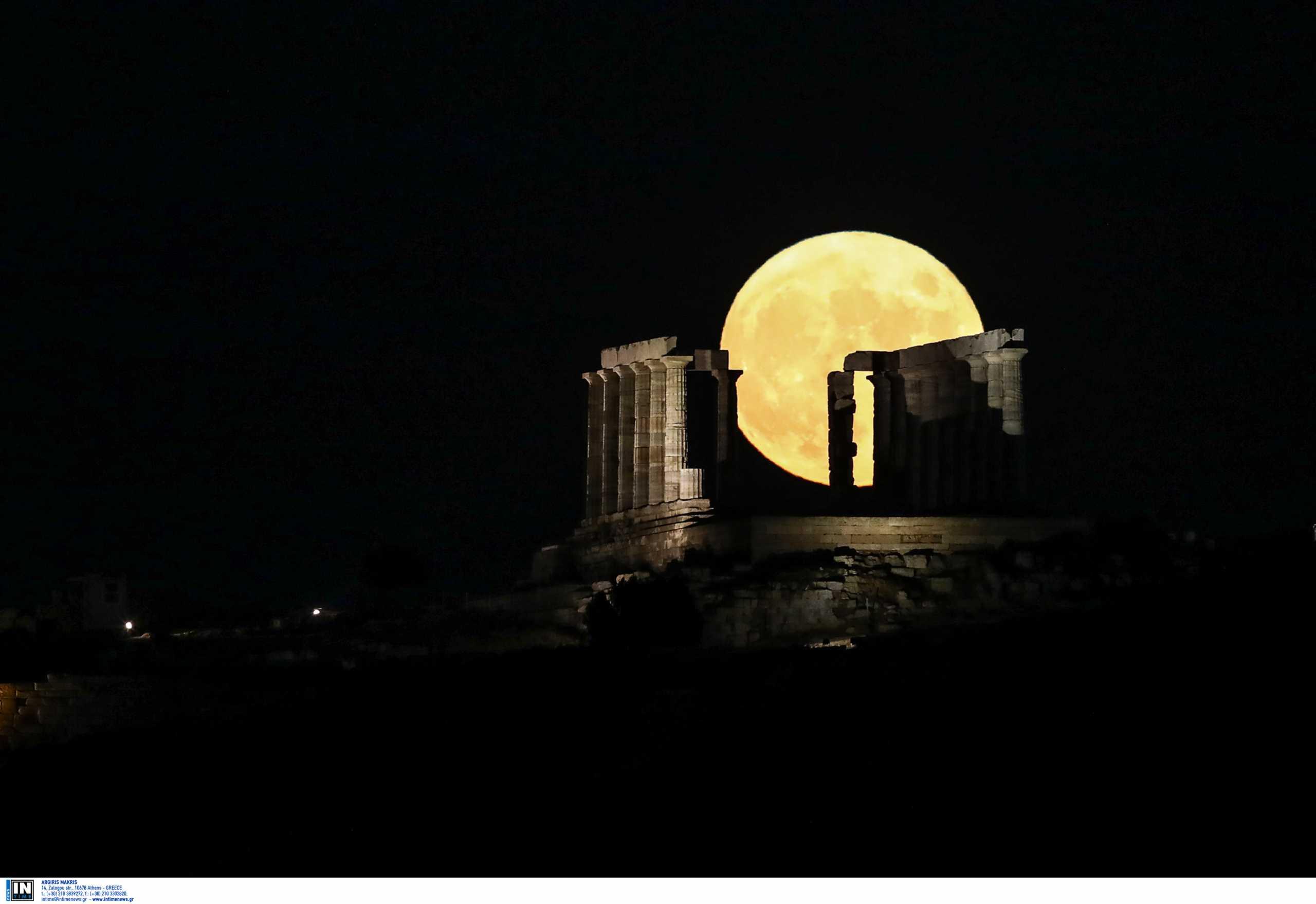 Πανσέληνος Αυγούστου: Μια μεγάλη οπτική απάτη – Η έξαρση της «τρέλας» και οι μύθοι της Σελήνης