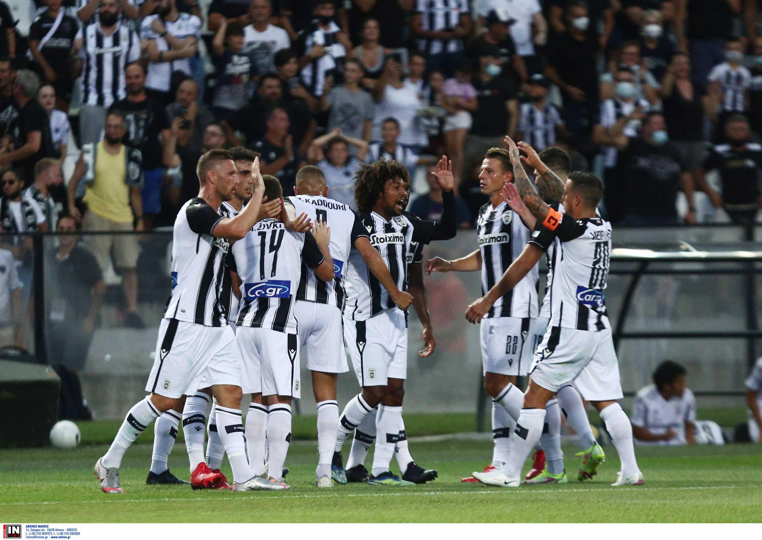 ΠΑΟΚ – Μποέμιανς 2-0: Στα play off του Conference League οι Θεσσαλονικείς