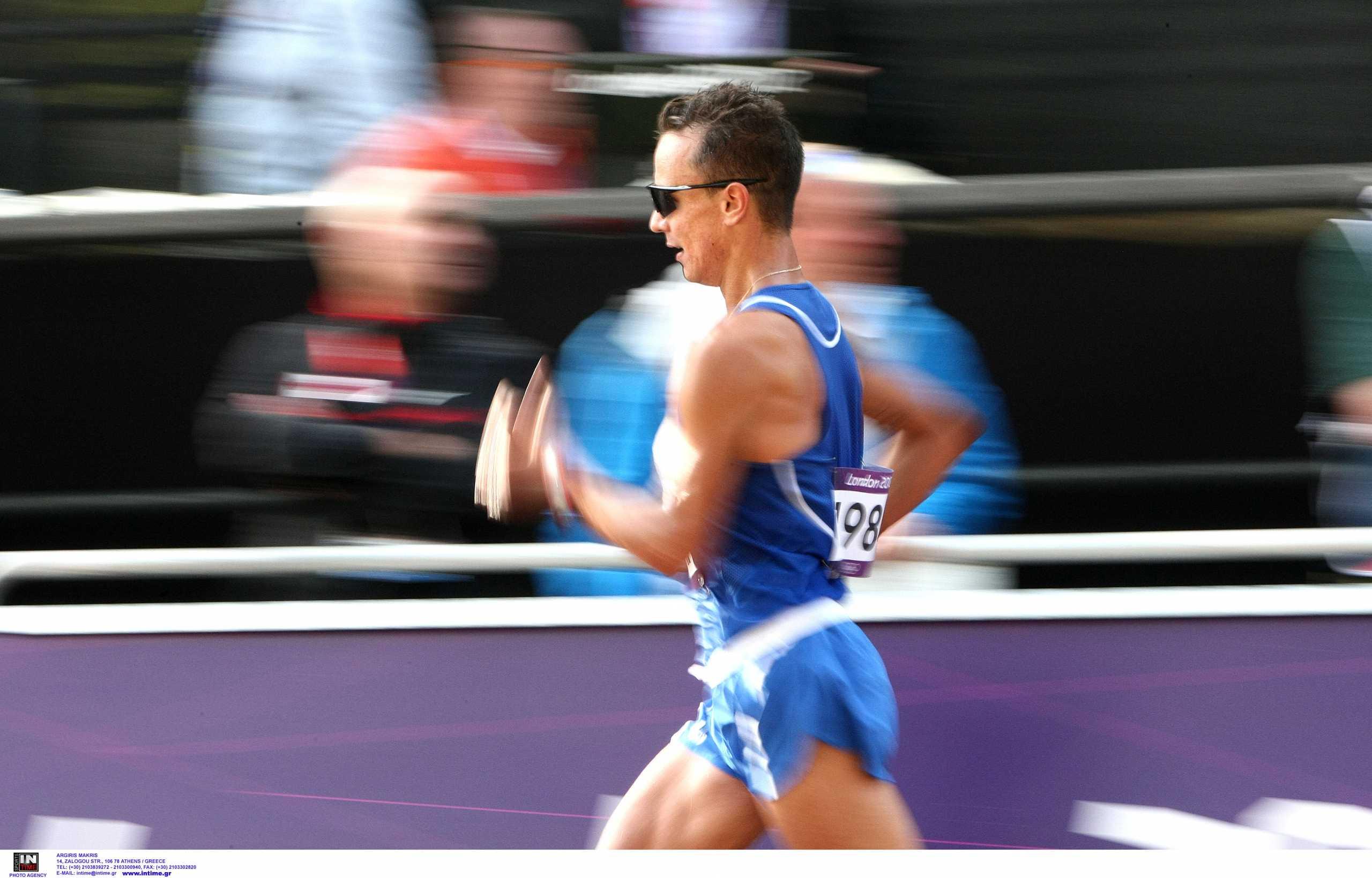 Ολυμπιακοί Αγώνες: Στην 36η θέση ο Αλέξανδρος Παπαμιχαήλ στα 50 χλμ. βάδην