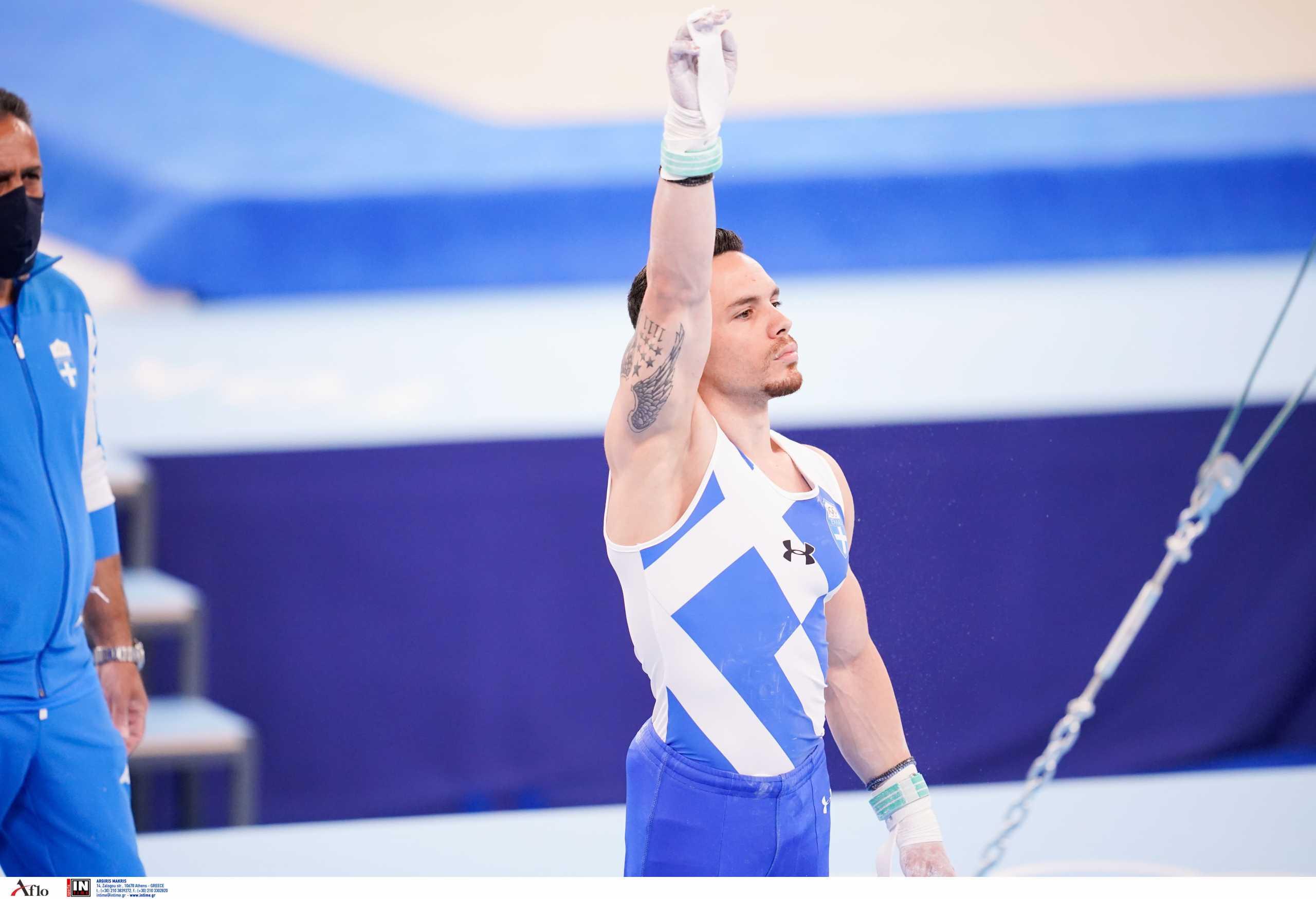 Ολυμπιακοί Αγώνες: Ο Λευτέρης Πετρούνιας κυνηγά «χρυσούς» κρίκους στον τελικό και ιστορικό repeat