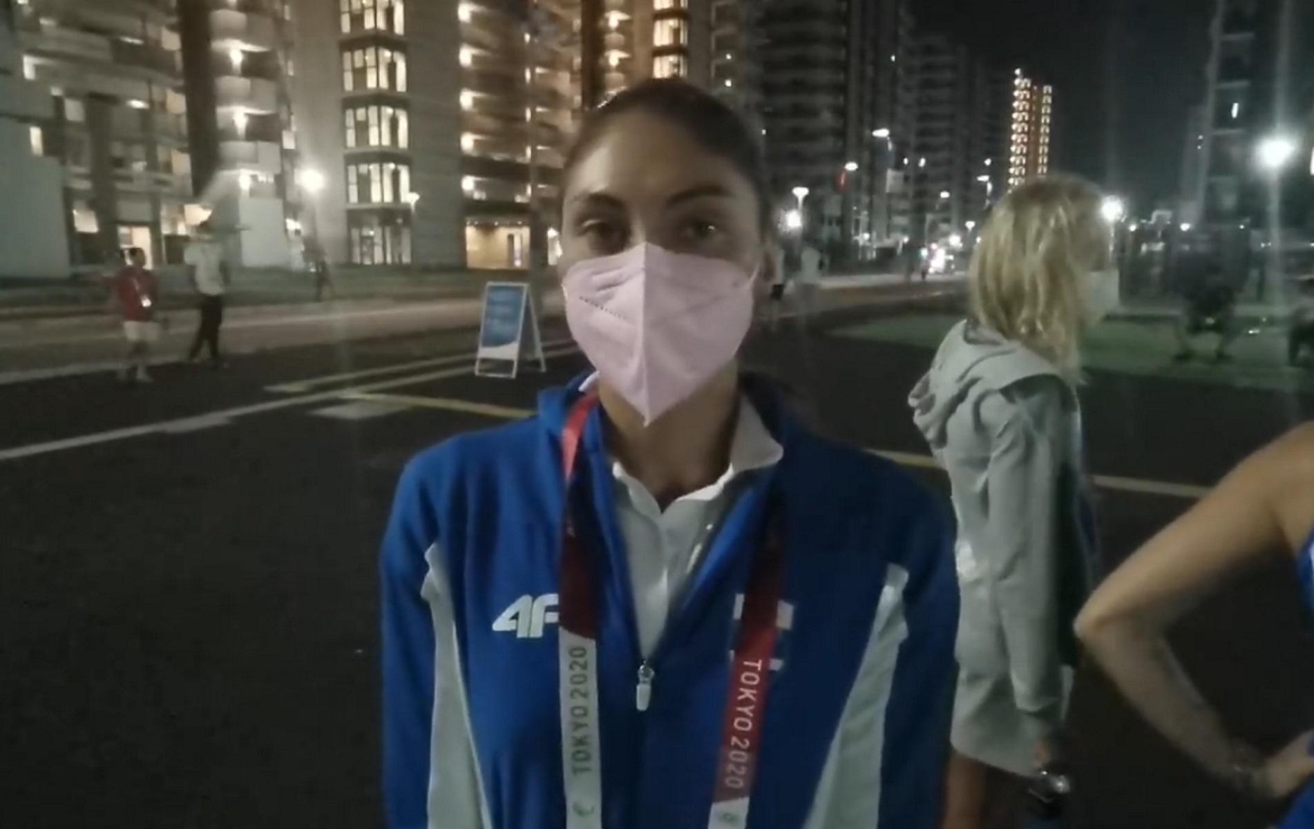 Ολυμπιακοί Αγώνες – Ευαγγελία Πλατανιώτη: «Είναι θαύμα ότι είμαι στο Τόκιο, πέρασα πολύ δύσκολα»
