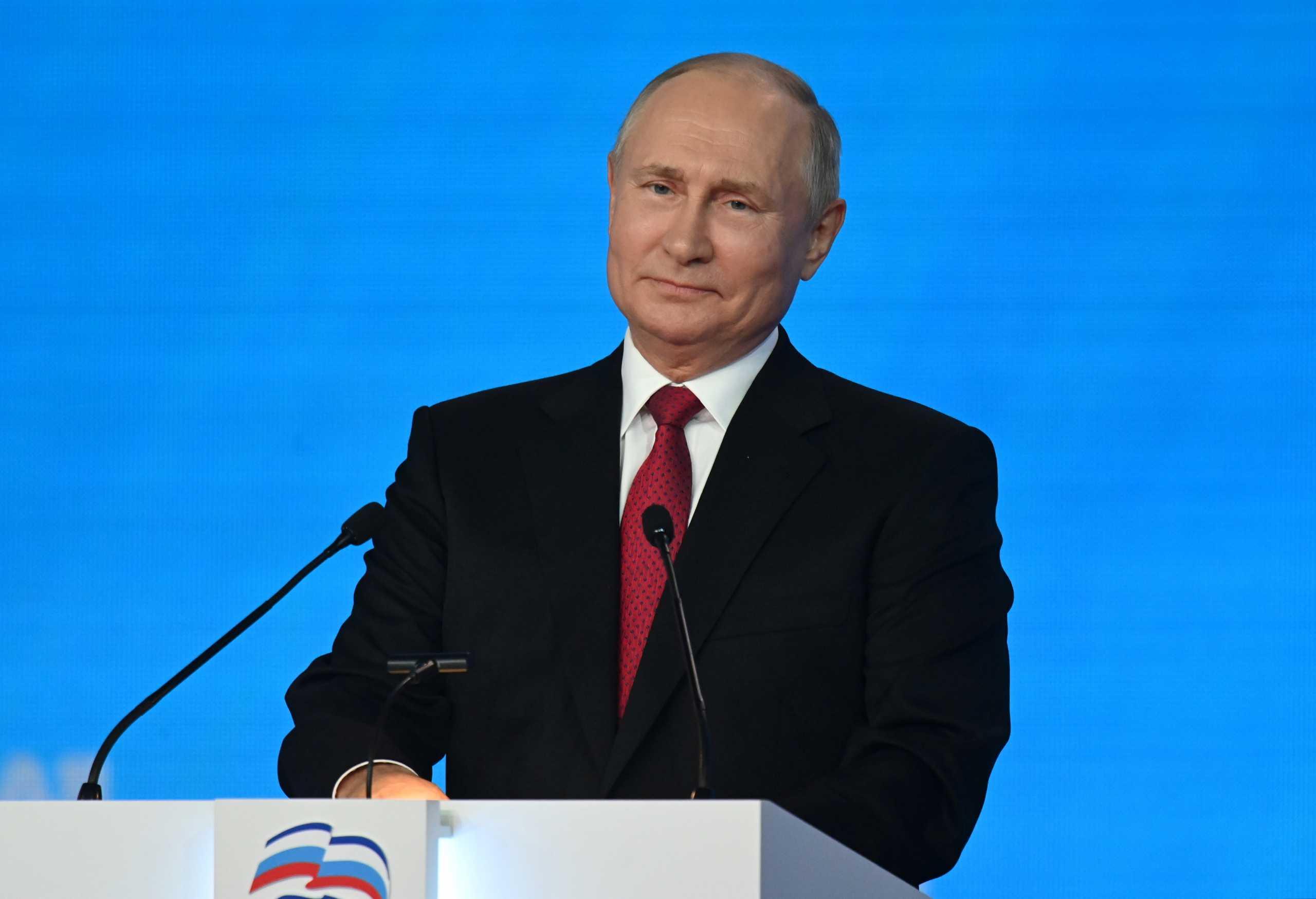 Ο Πούτιν μπήκε σε καραντίνα, παρά τα αυστηρά μέτρα ασφαλείας