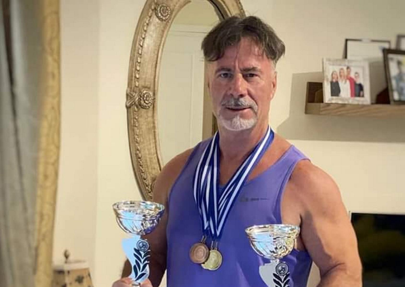 Πέθανε σε τροχαίο μαζί με τον γιο του ο βετεράνος αθλητής Γιώργος Ρασσιάς